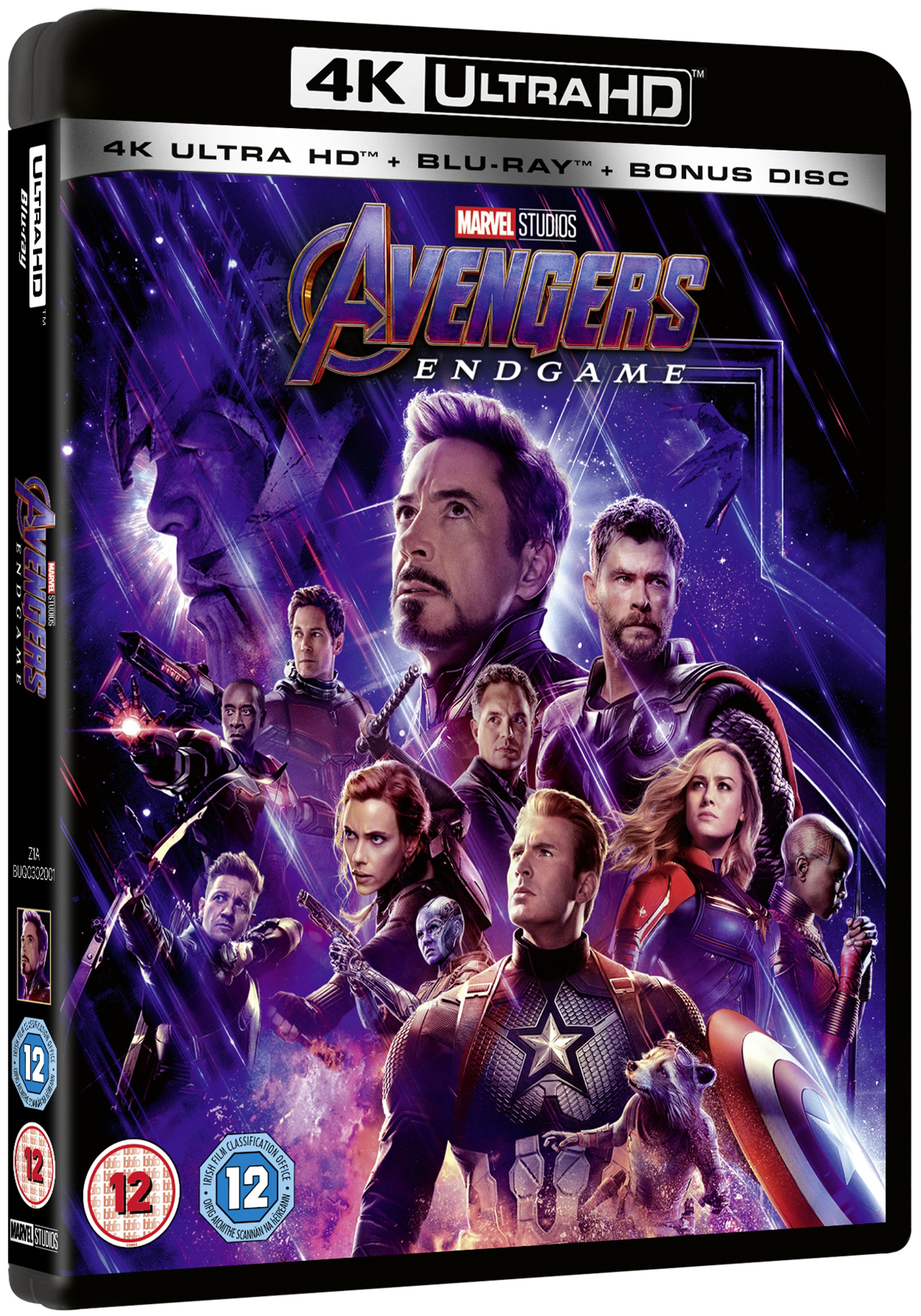 Avengers: Endgame - 2