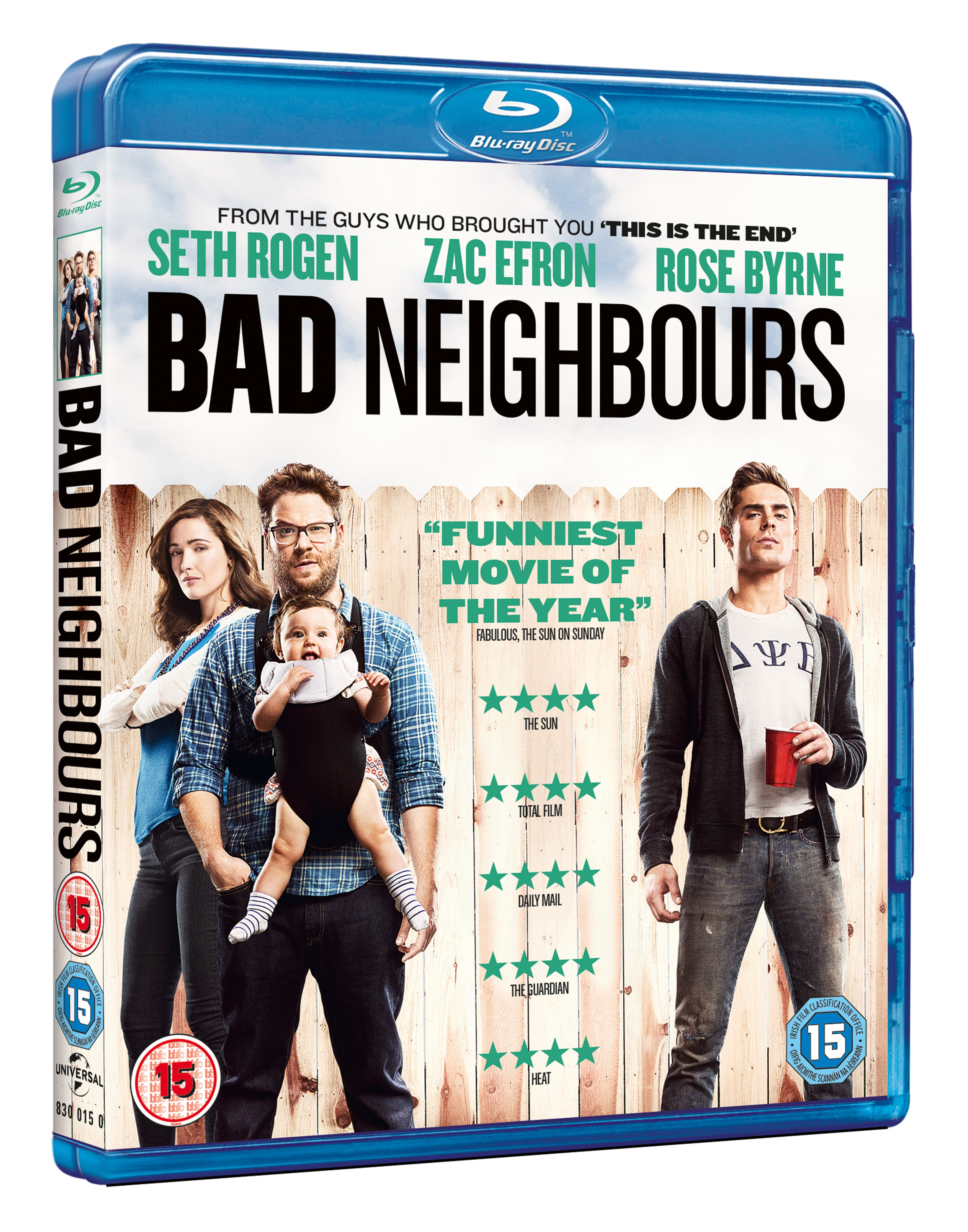 Bad Neighbours - 2