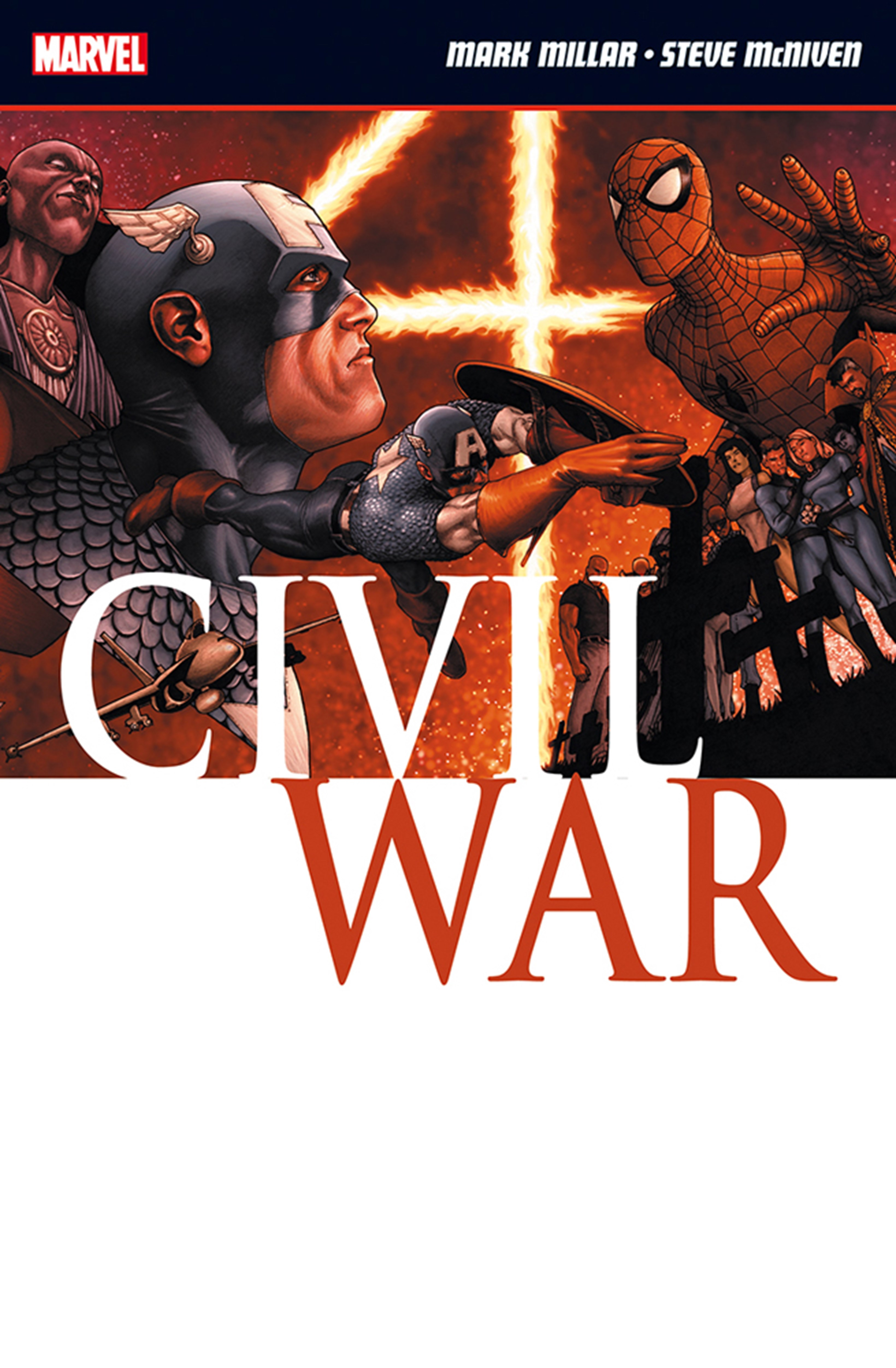 Civil War - 1