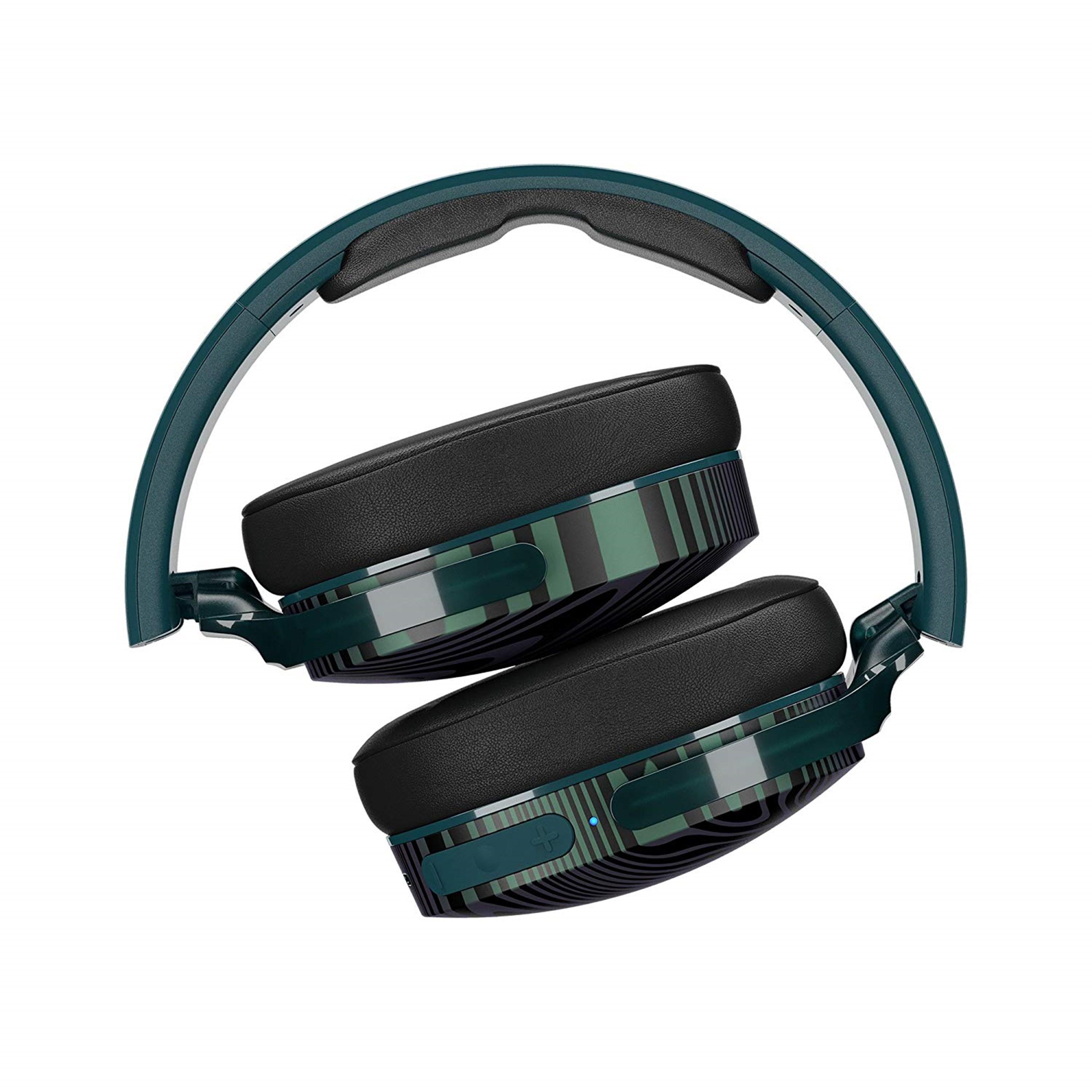 Skullcandy Hesh 3 Psycho Tropical Bluetooth Headphones - 3