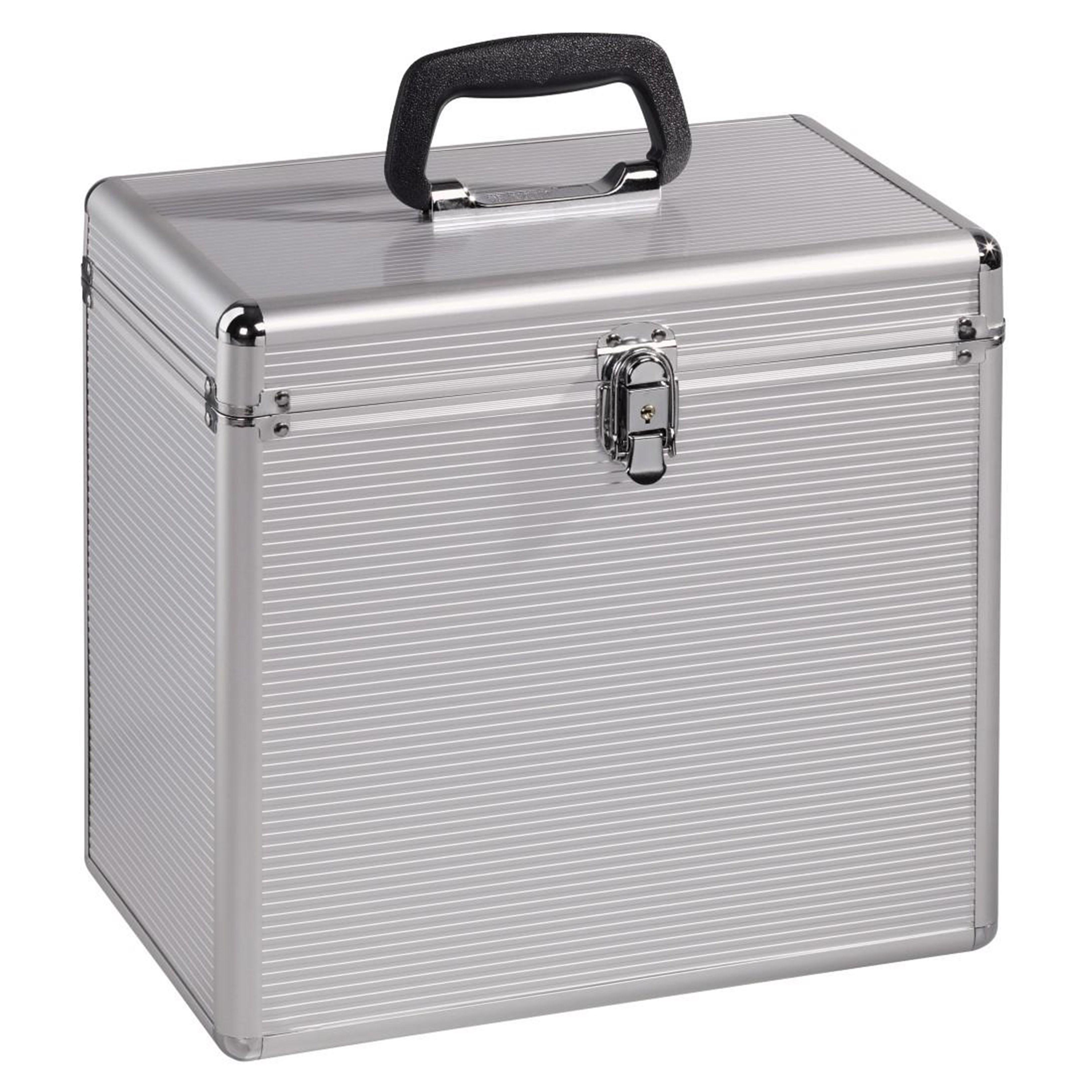 Hama Silver LP Storage Case - 1