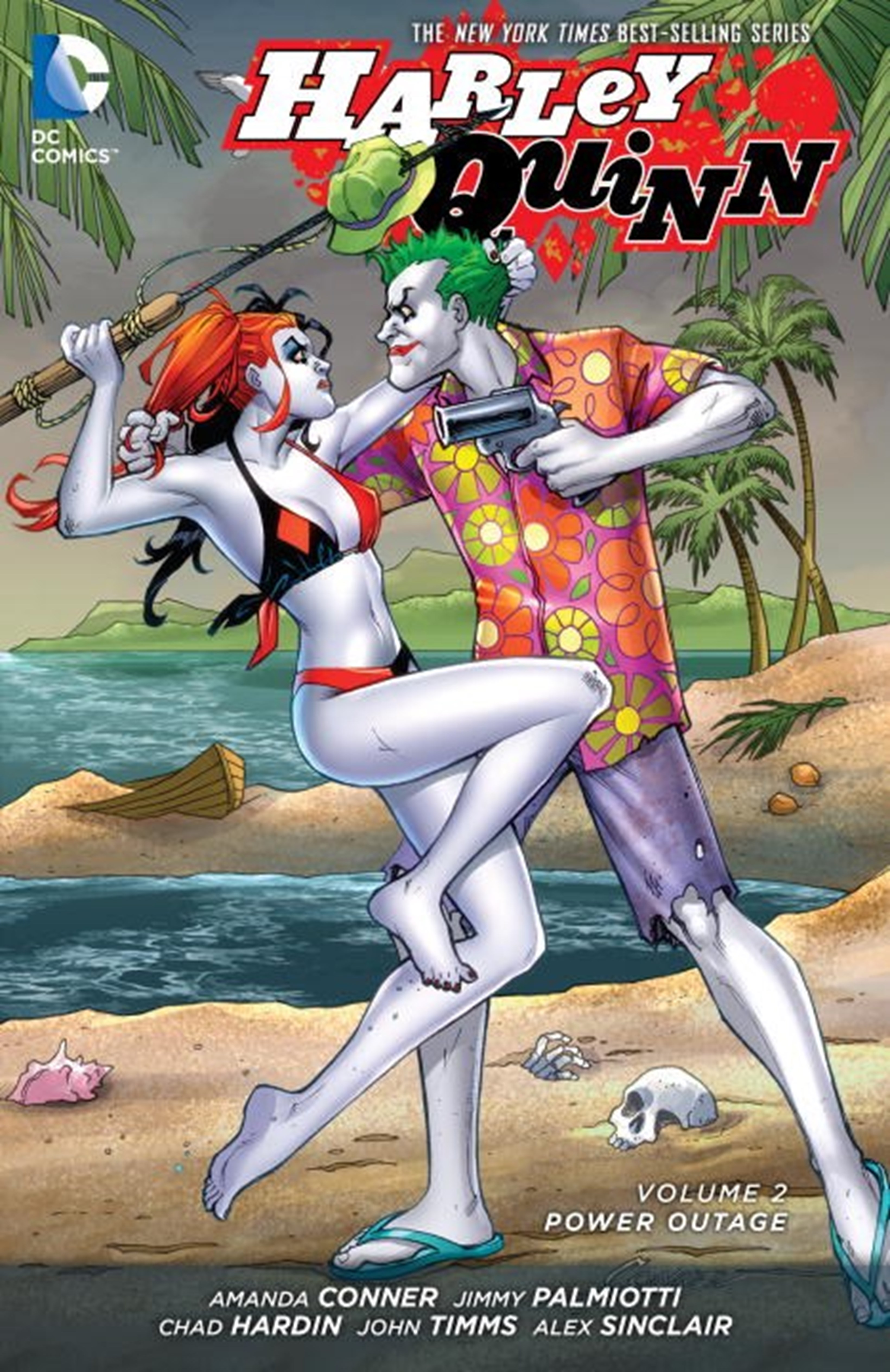 Harley Quinn: Vol.2: Power Outage (New 52) - 1