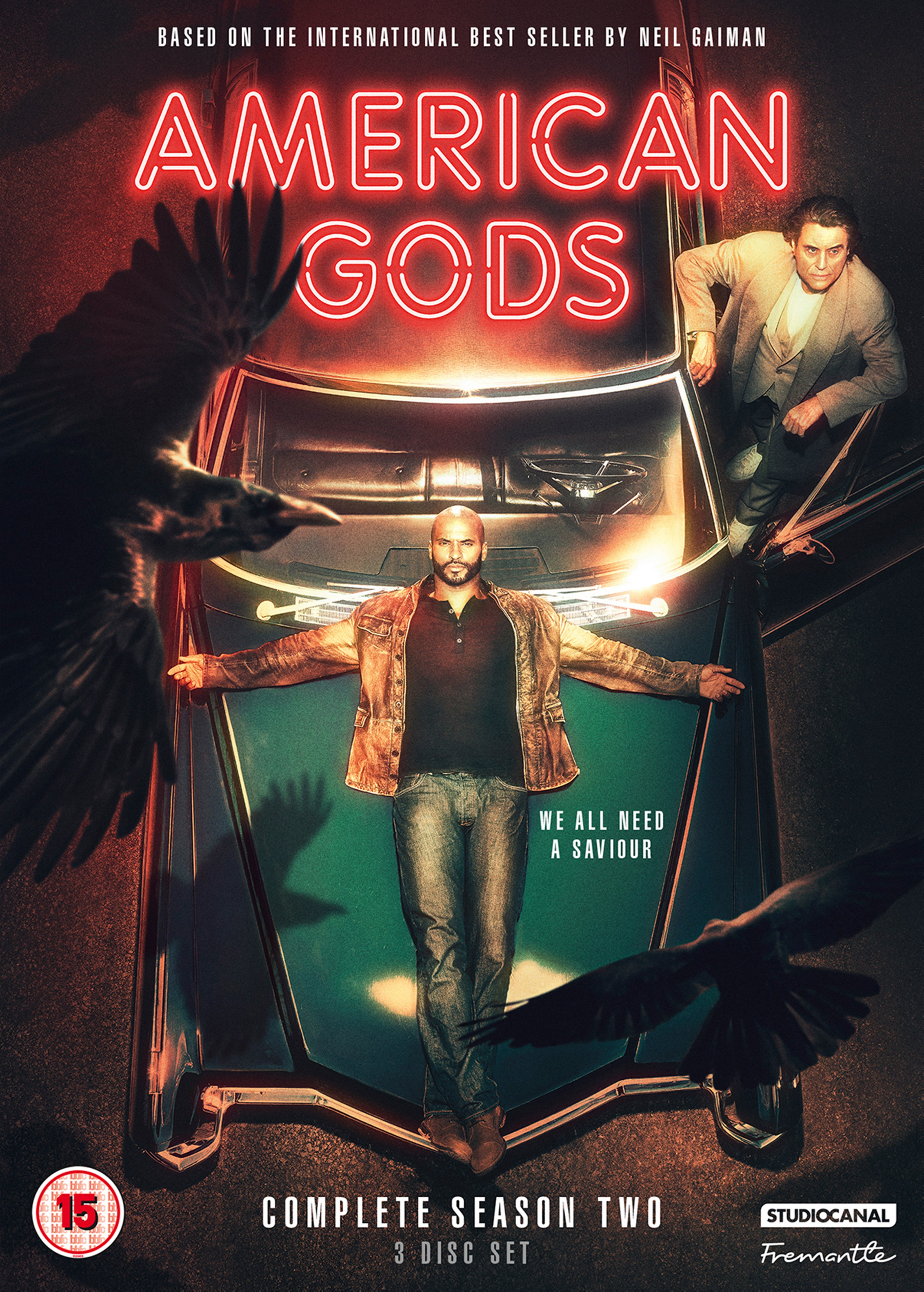 American Gods: Complete Season Two - 1