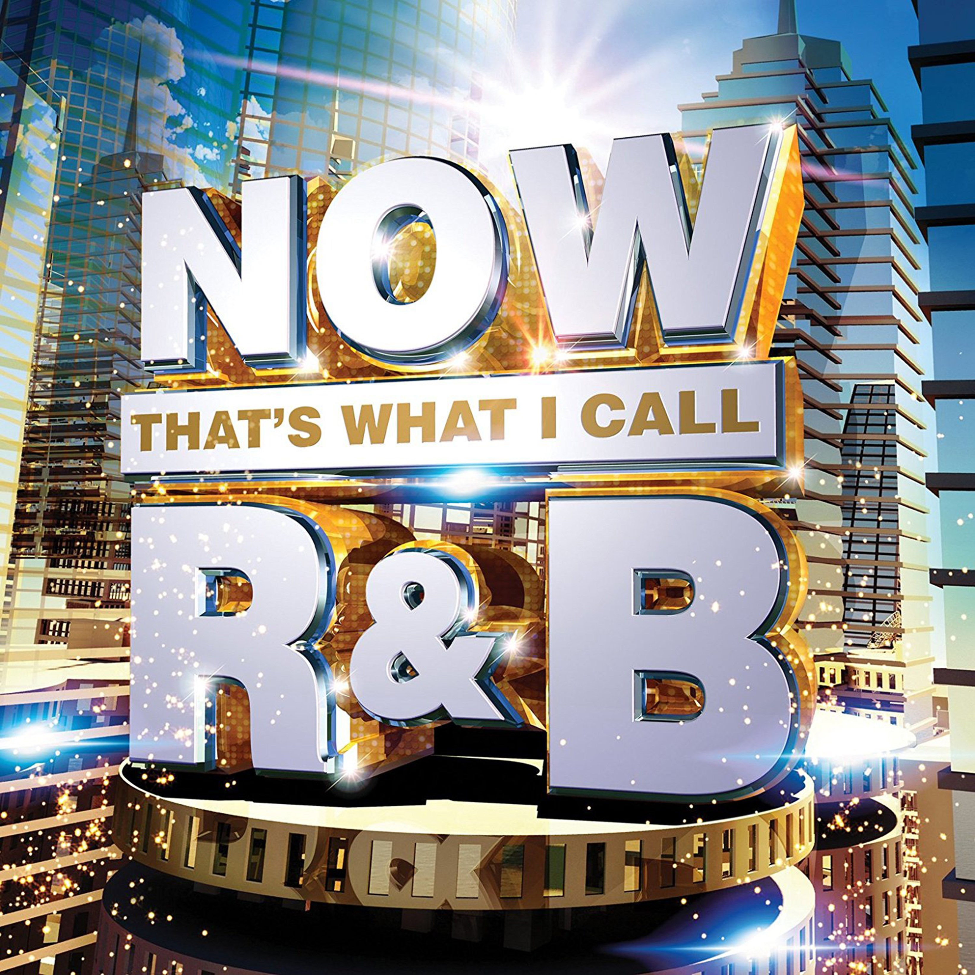 Now That's What I Call R&B - 1