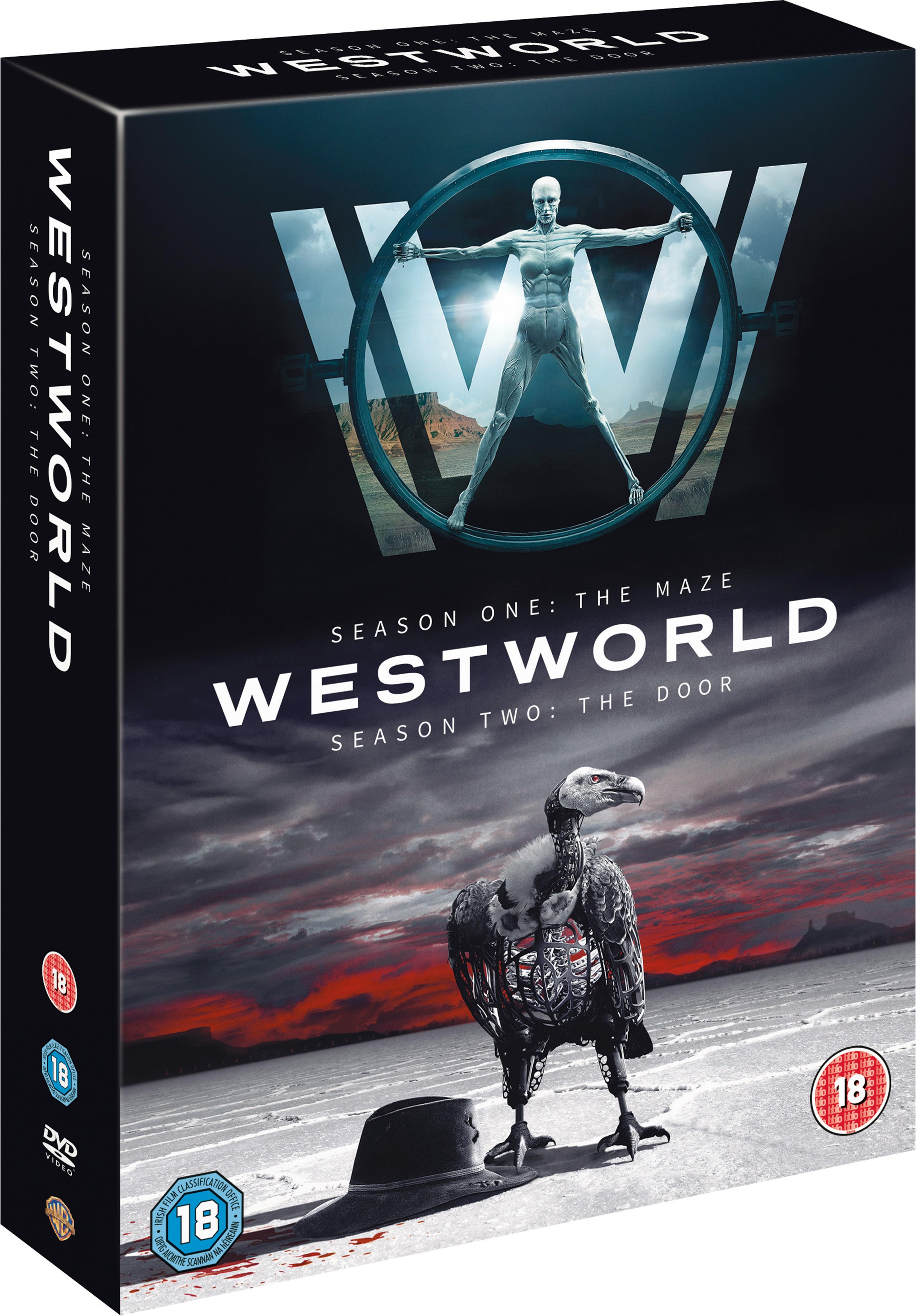 Westworld: Seasons One - The Maze/ Season Two - The Door - 2