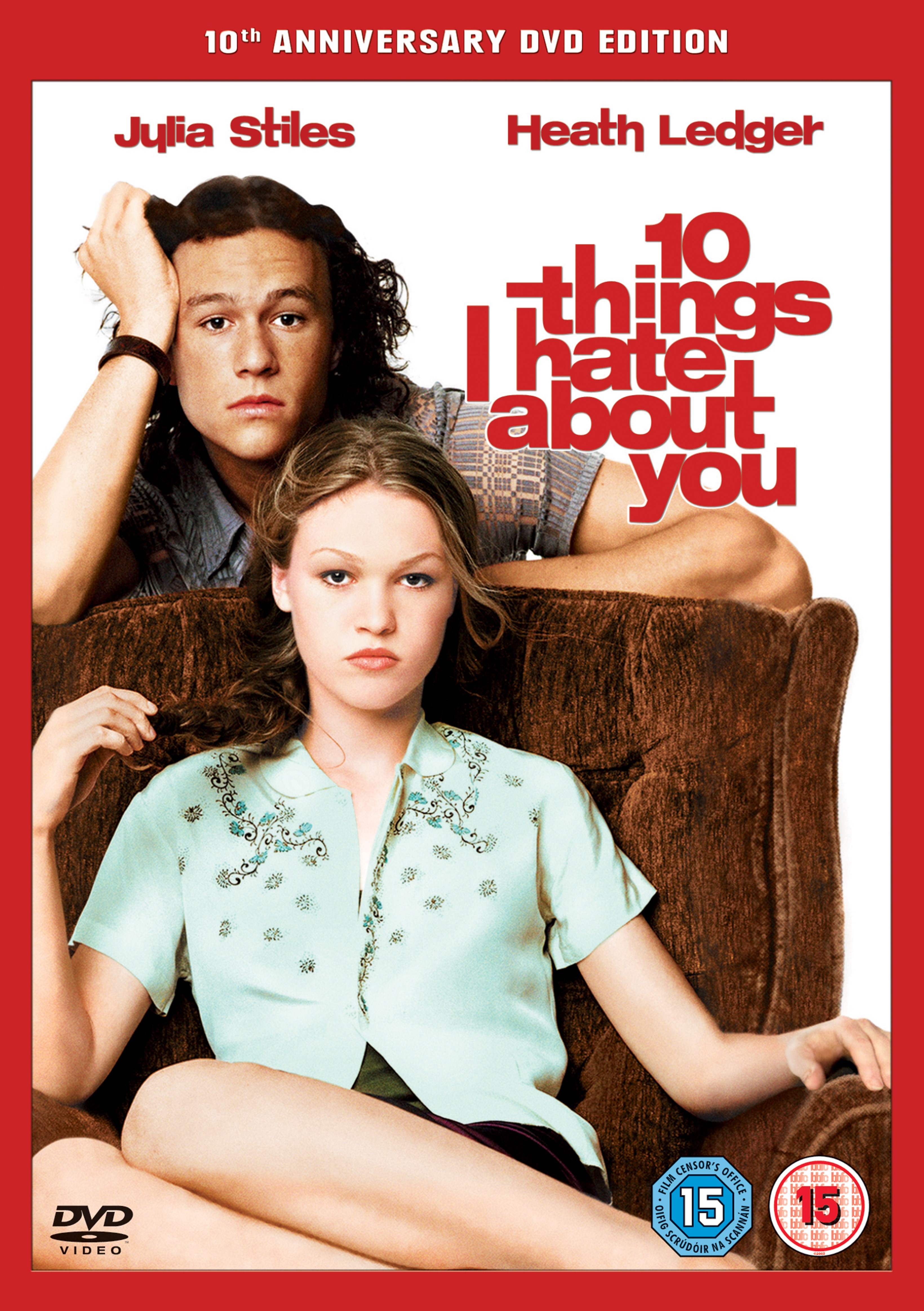 10 Things I Hate About You - 1