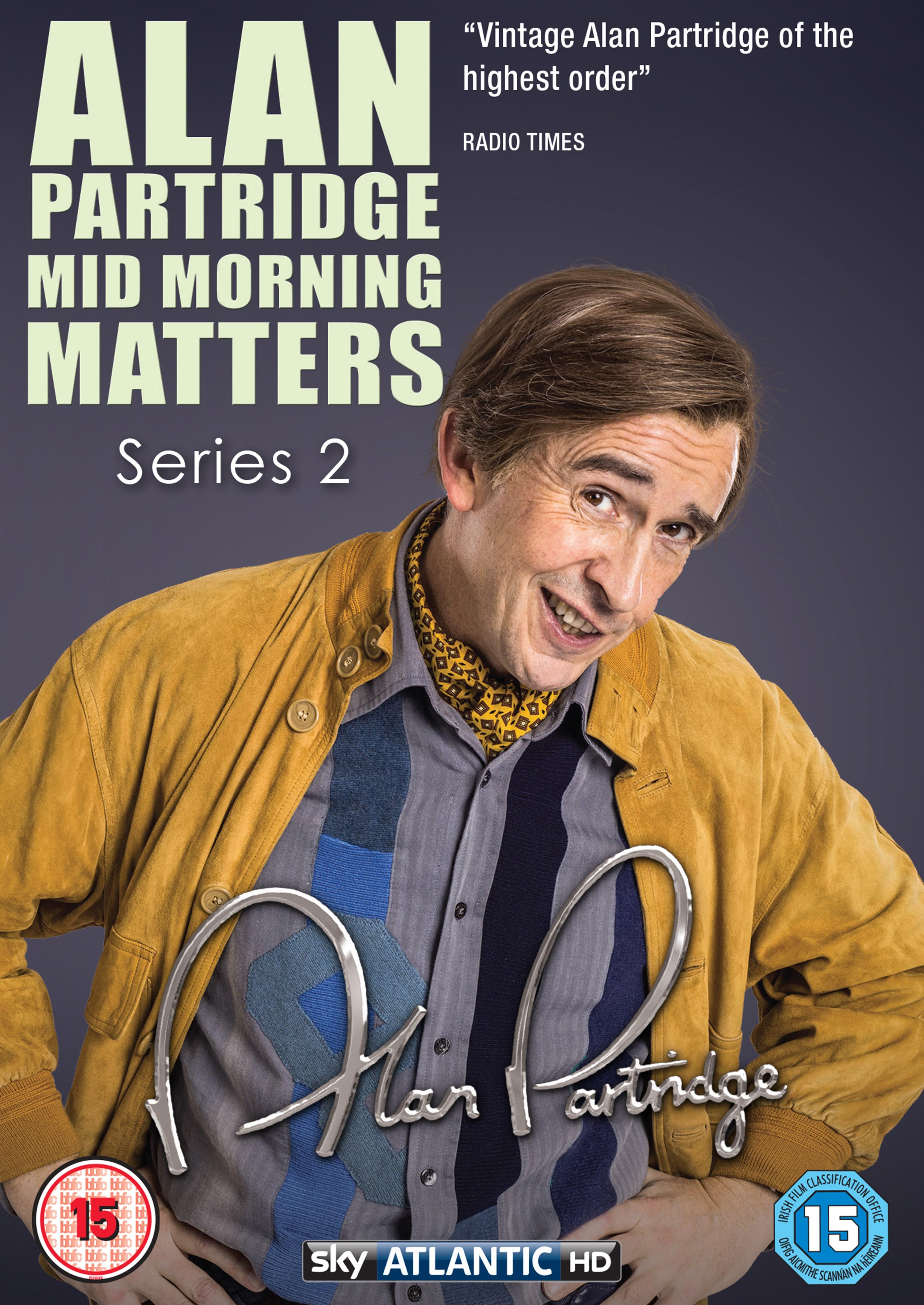 Alan Partridge: Mid Morning Matters - Series 2 - 1