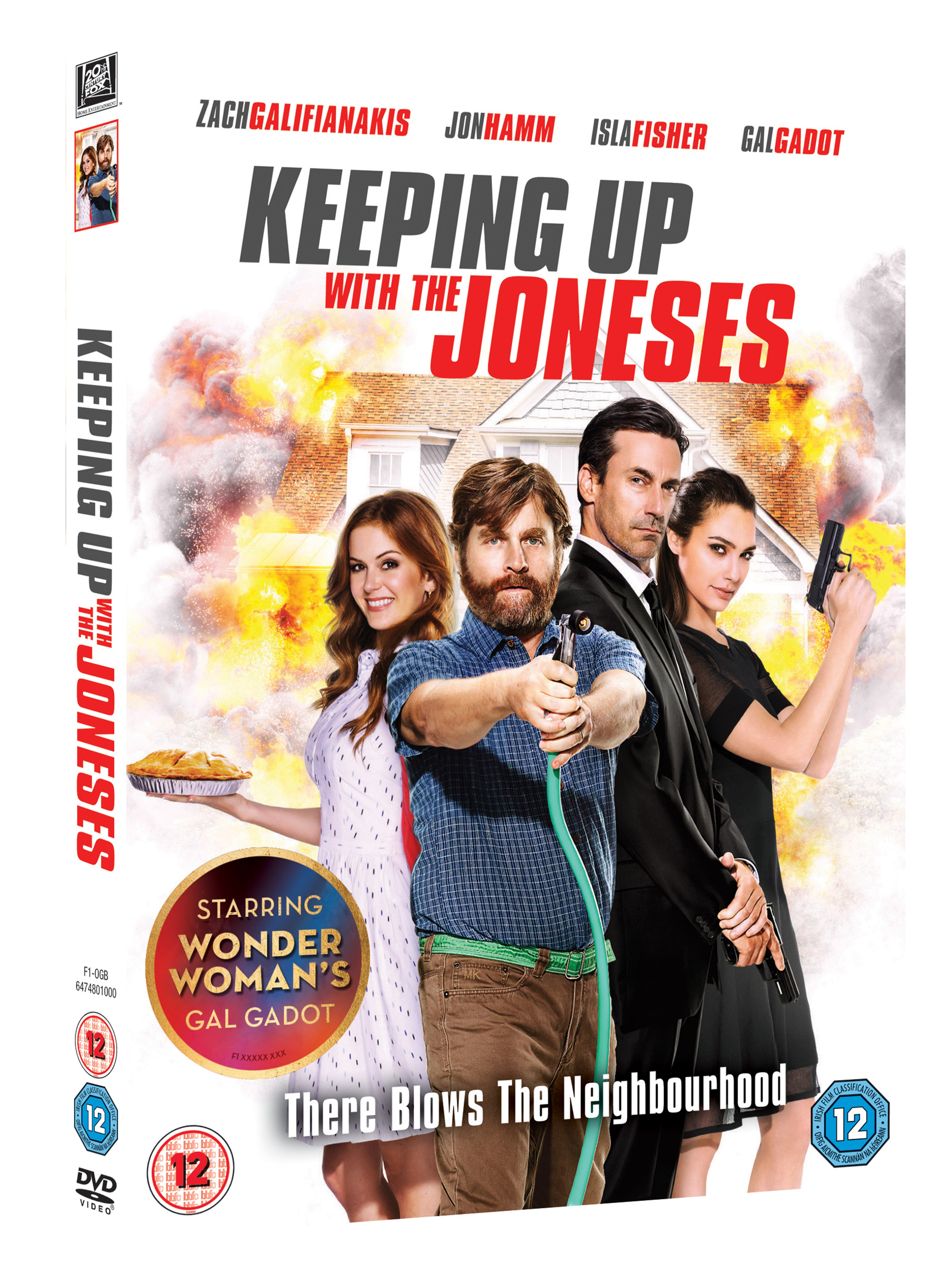 Keeping Up With the Joneses - 2