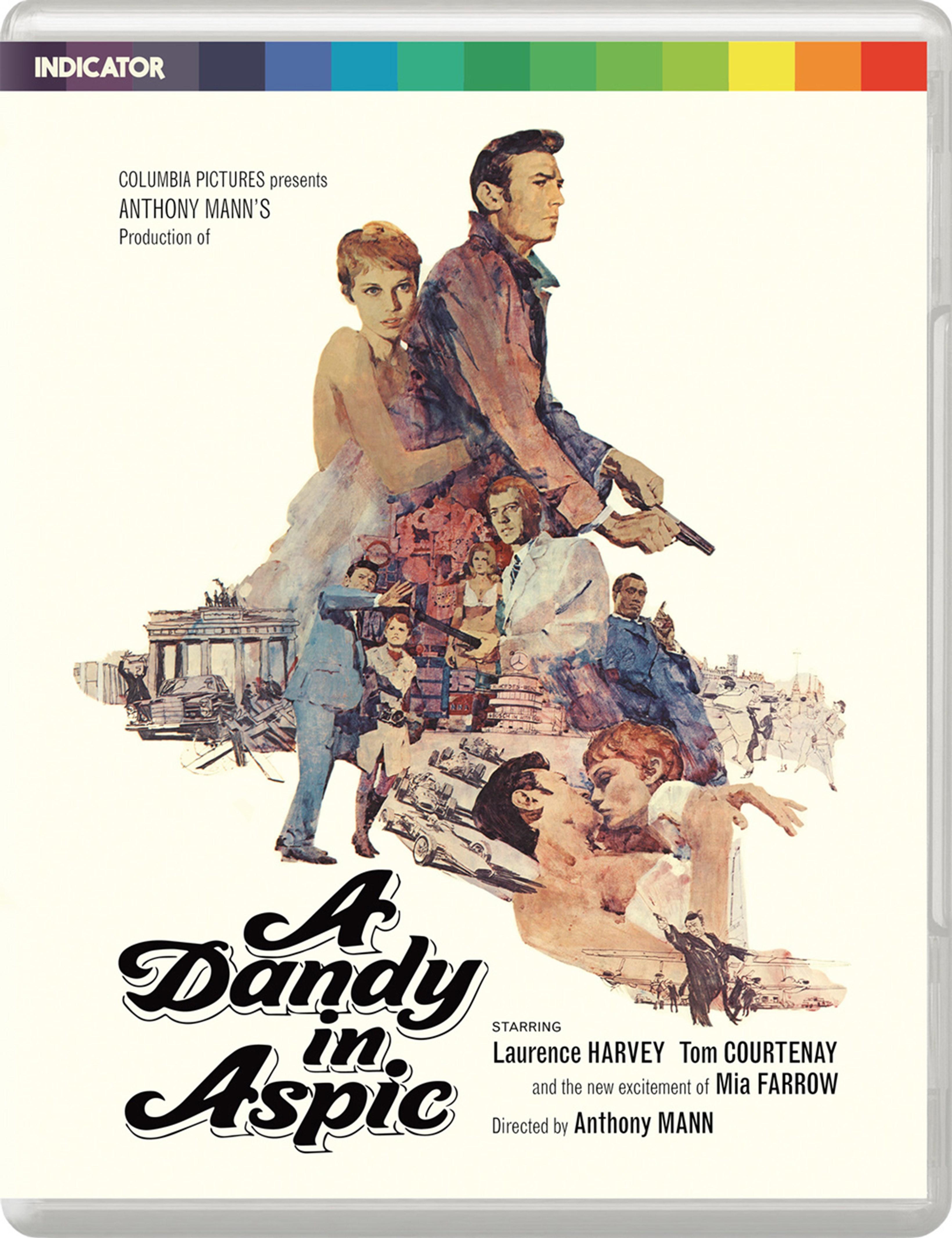 A Dandy in Aspic - 1