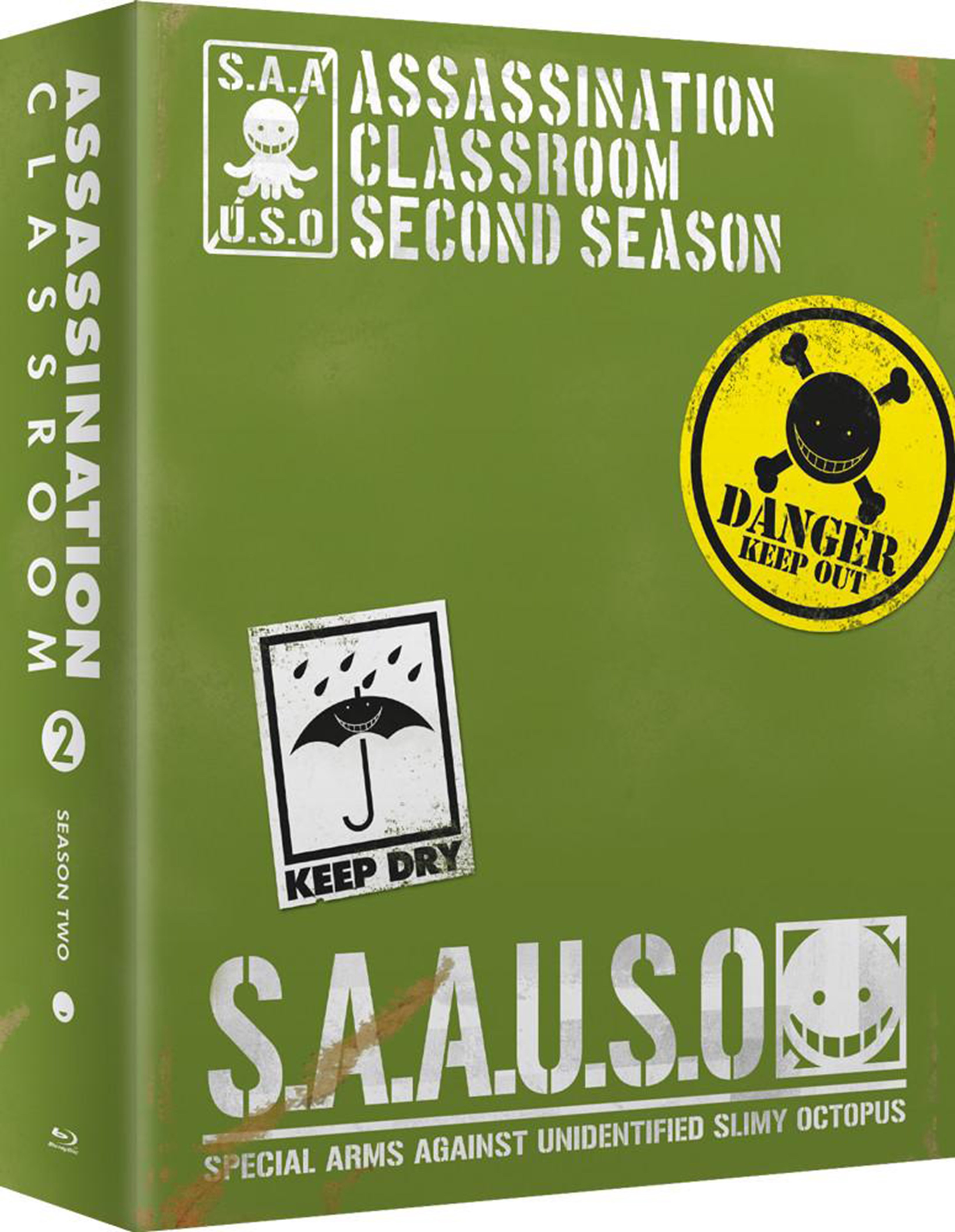 Assassination Classroom: Season 2 - Part 1 - 1