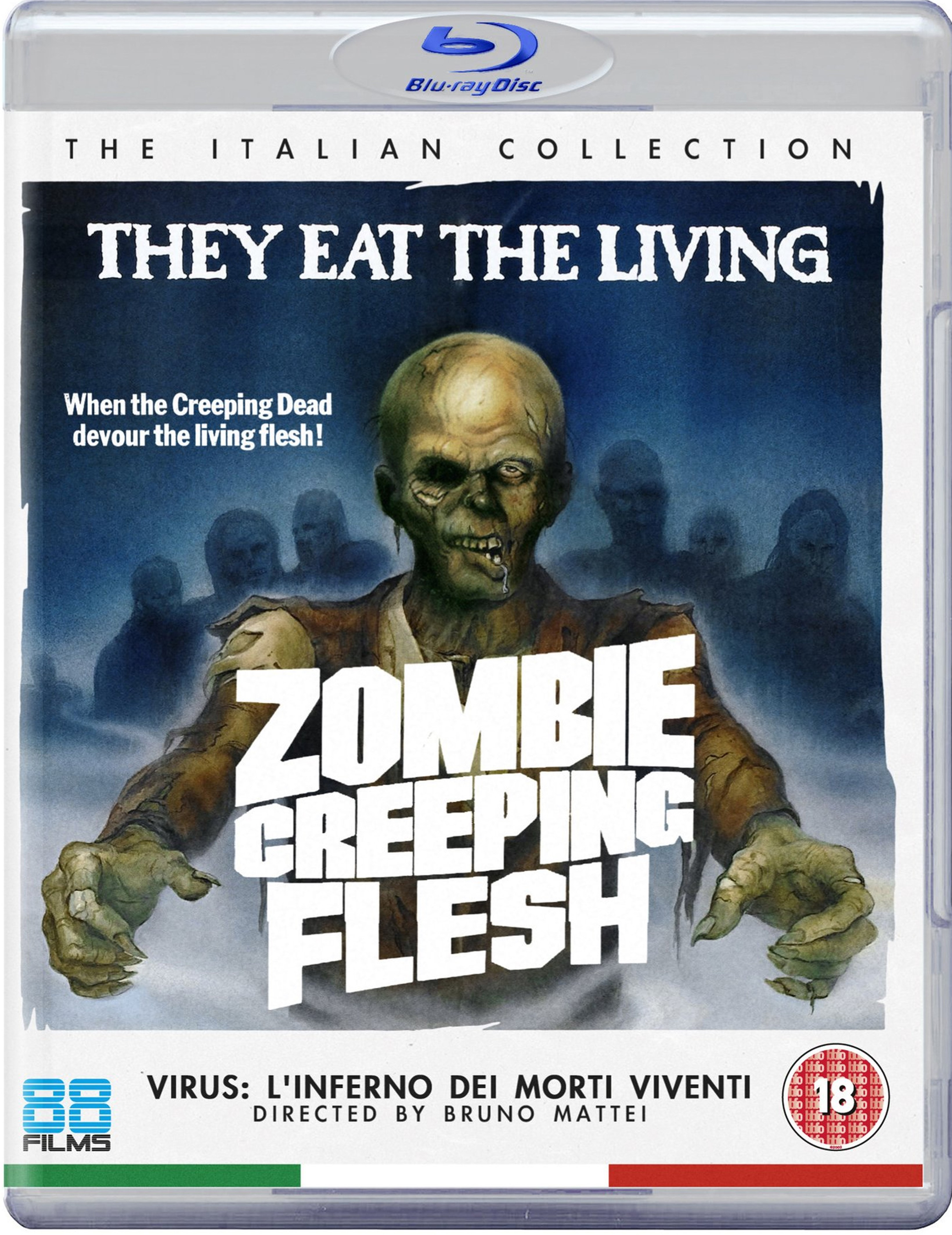 Zombie Creeping Flesh - 1