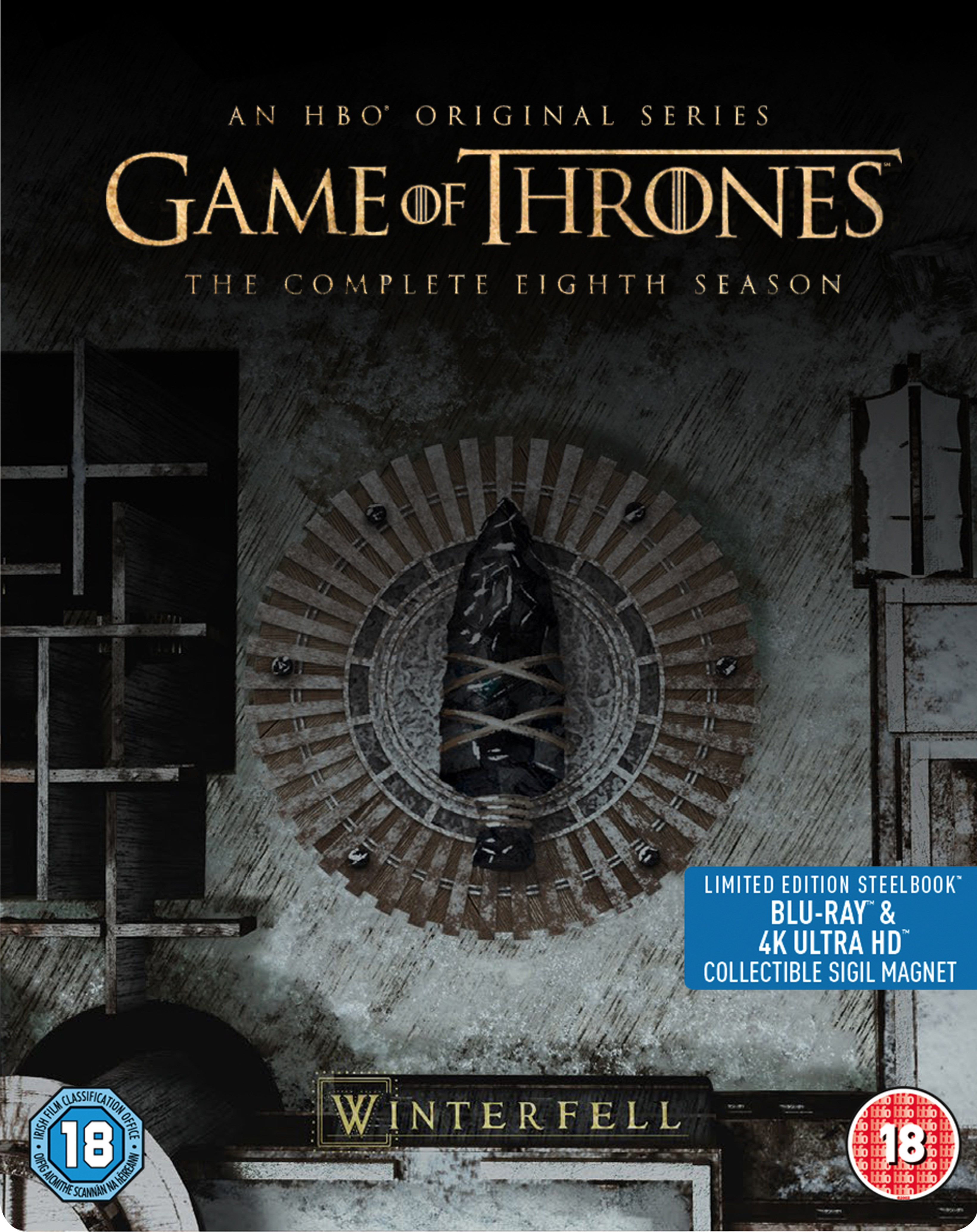 Game of Thrones: The Complete Eighth Season - 1