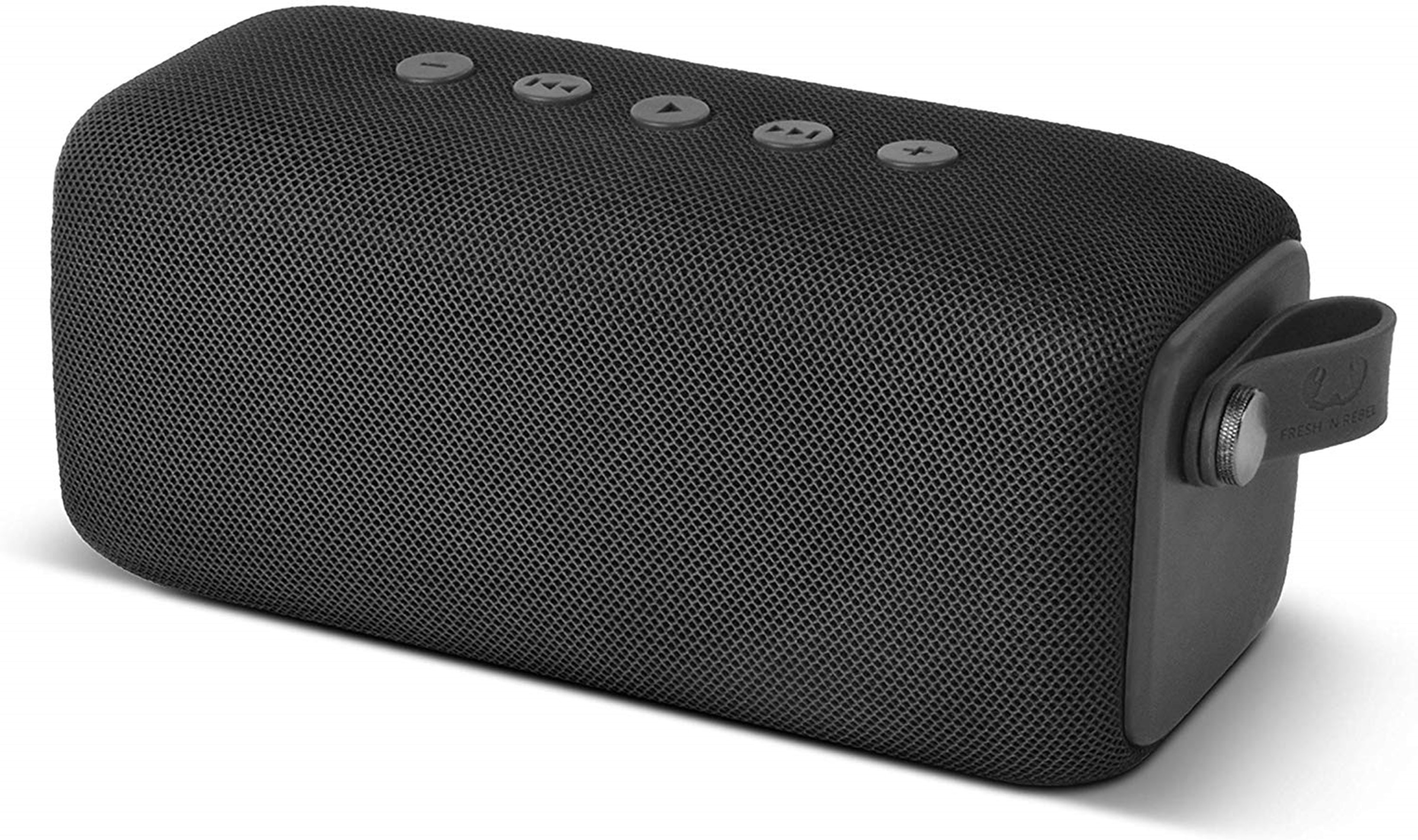 Fresh n Rebel Bold M Storm Grey Bluetooth Speaker - 1