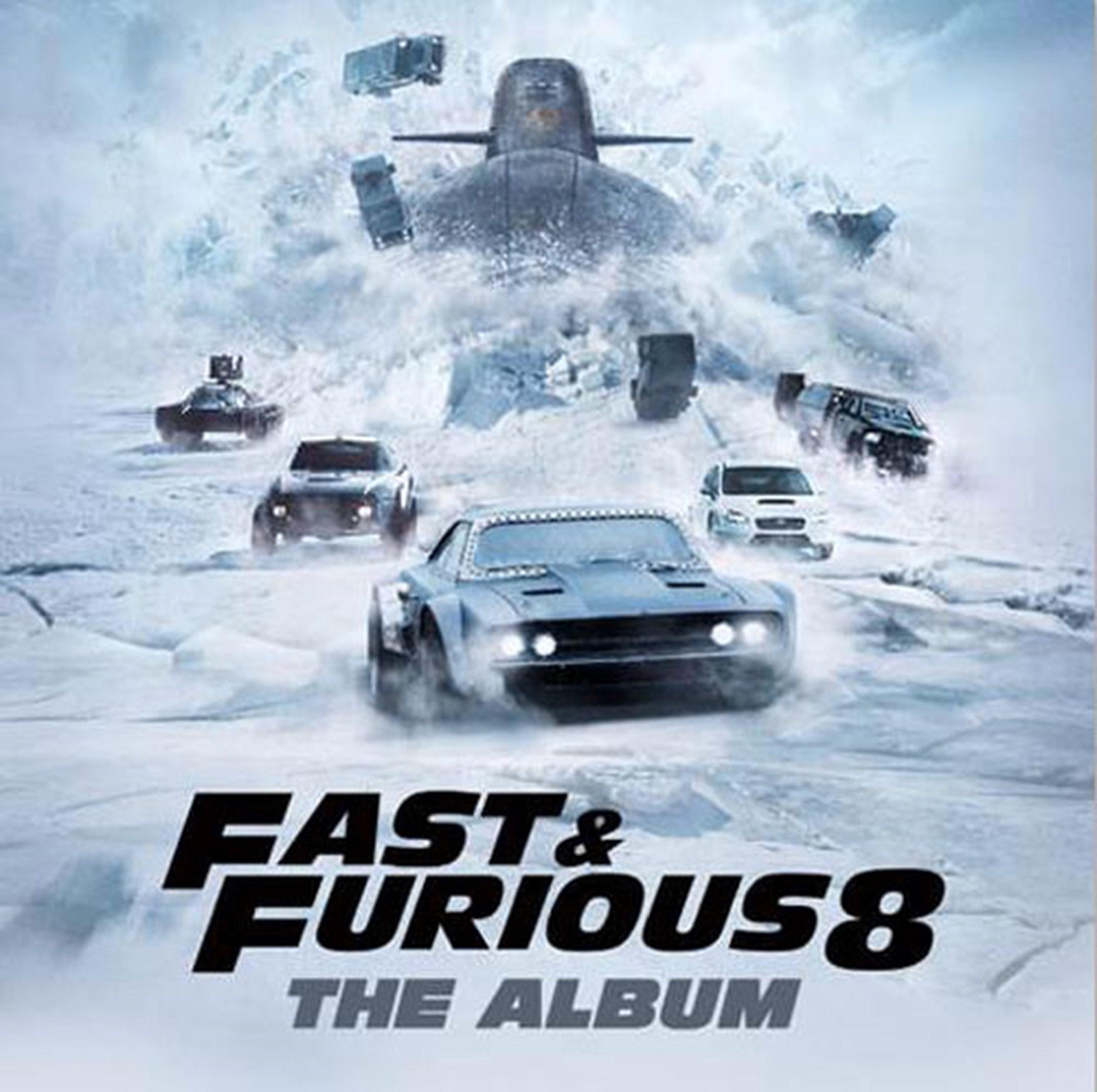 Fast & Furious 8: The Album | CD Album | Free shipping