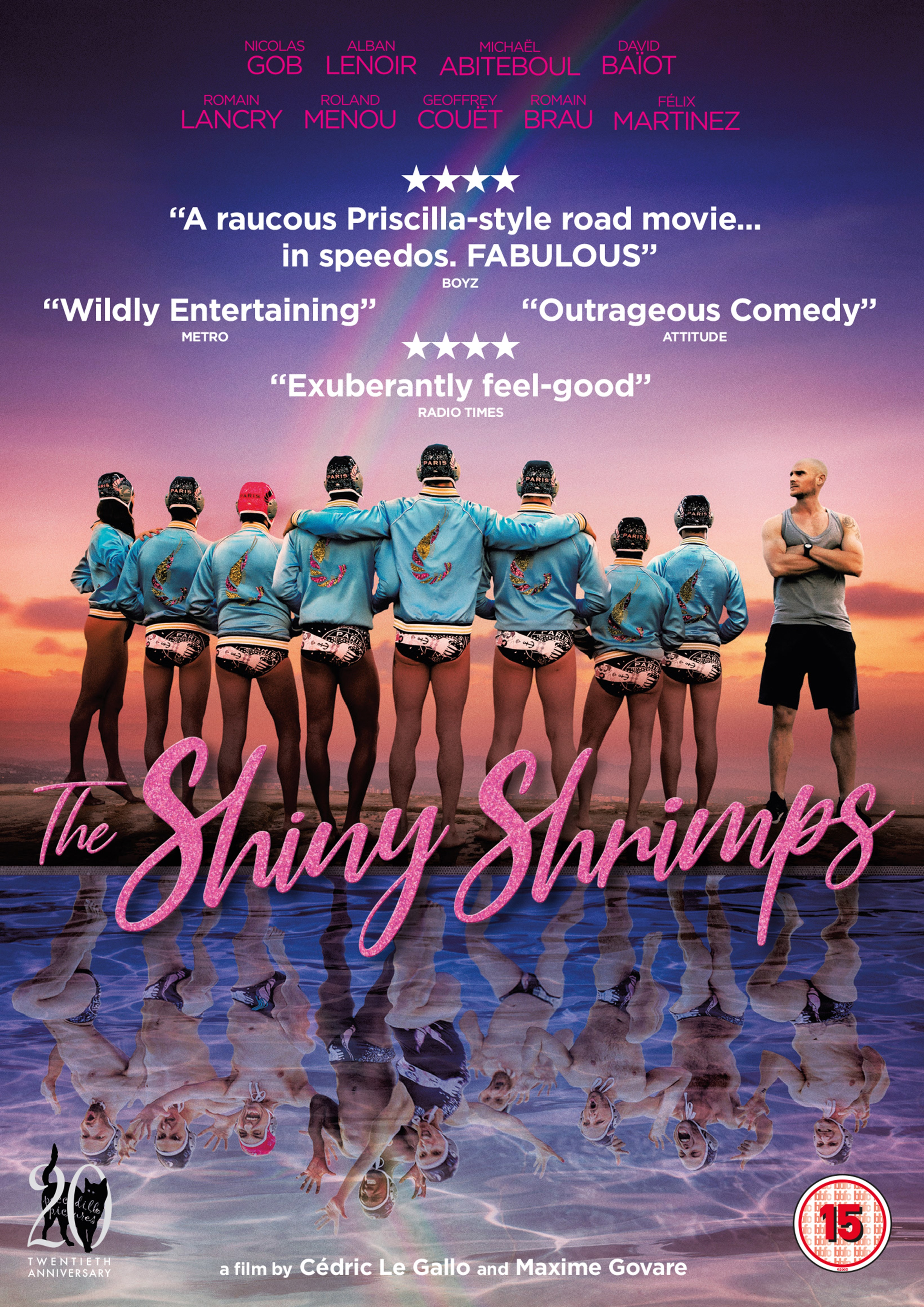 The Shiny Shrimps - 1