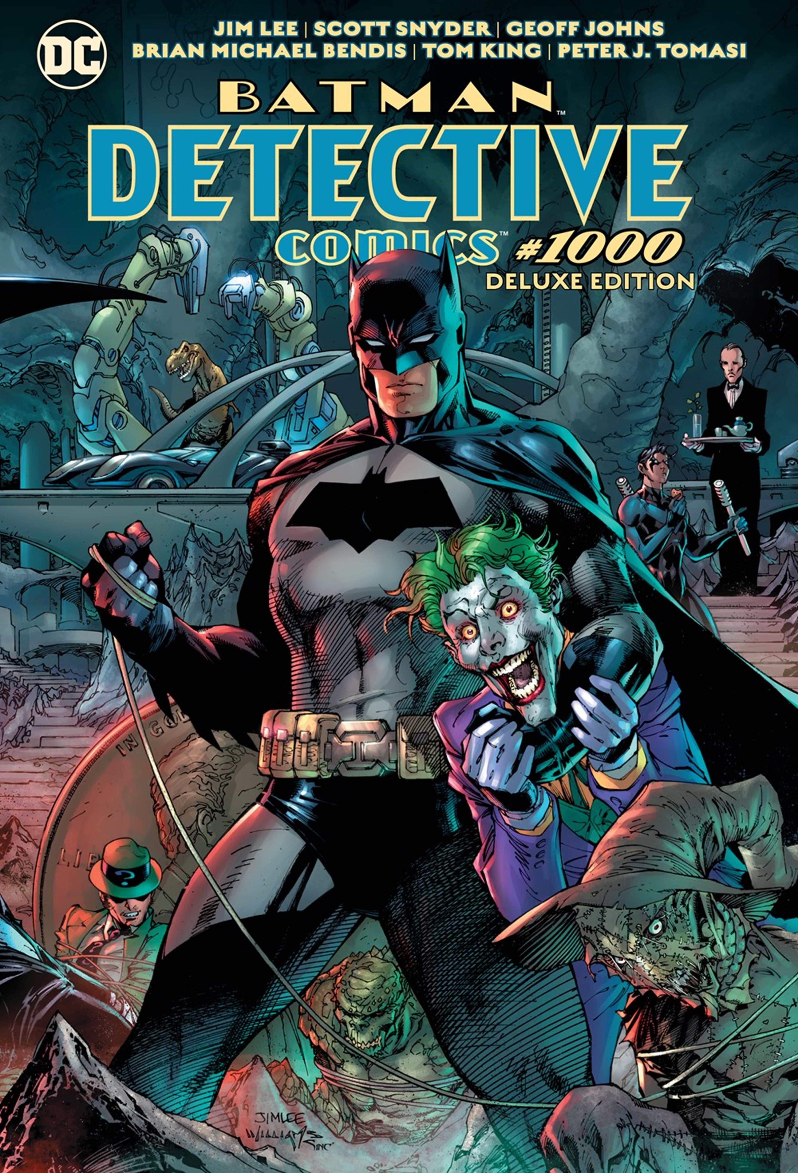 Batman: Detective Comics #1000 - 1