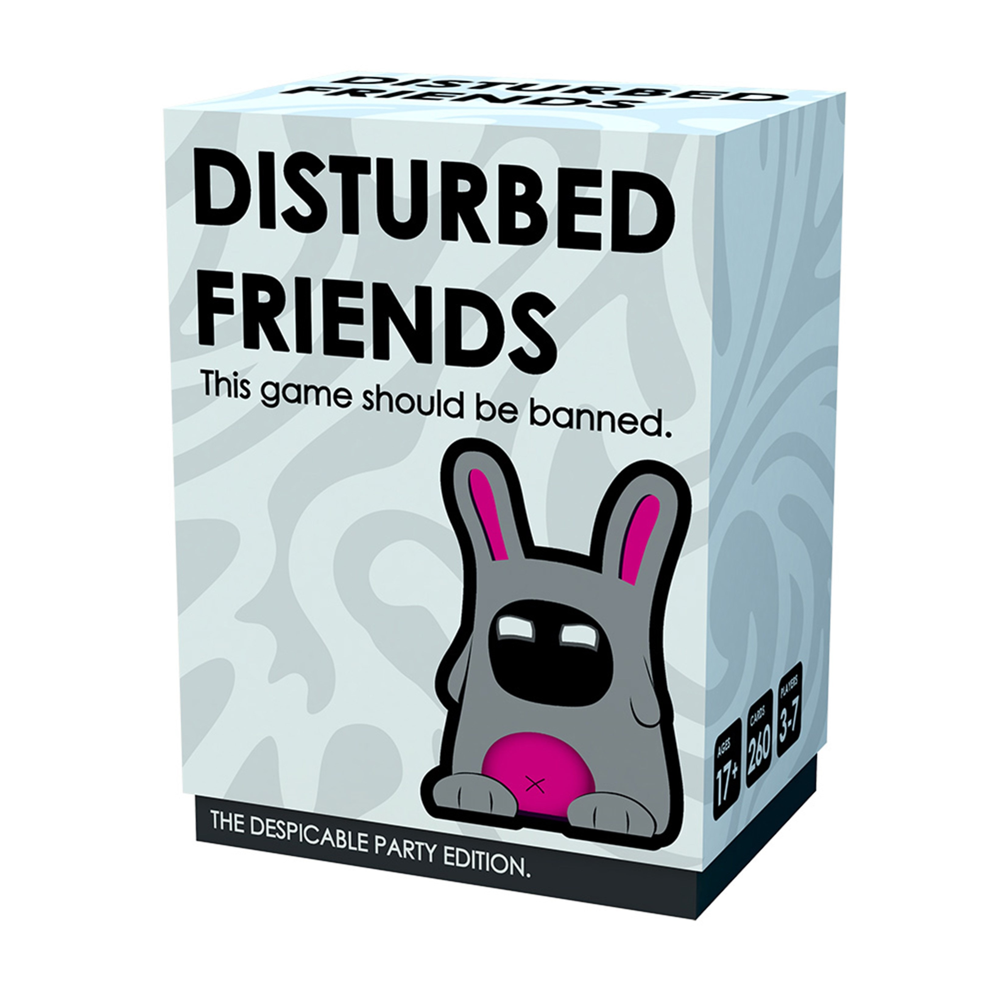 Disturbed Friends: The Despicable Party Edition - 1
