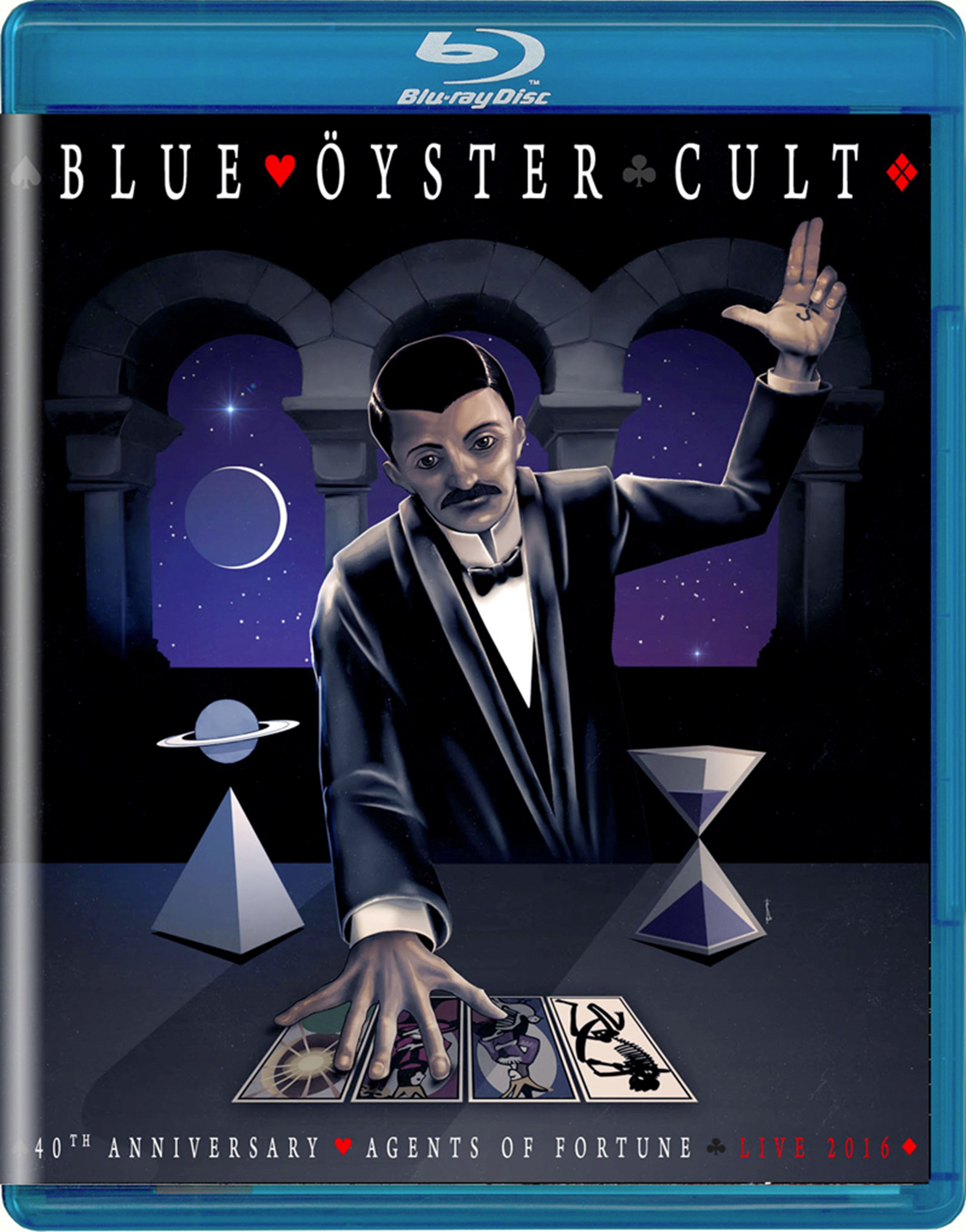 Blue Oyster Cult: Agents of Fortune - 1