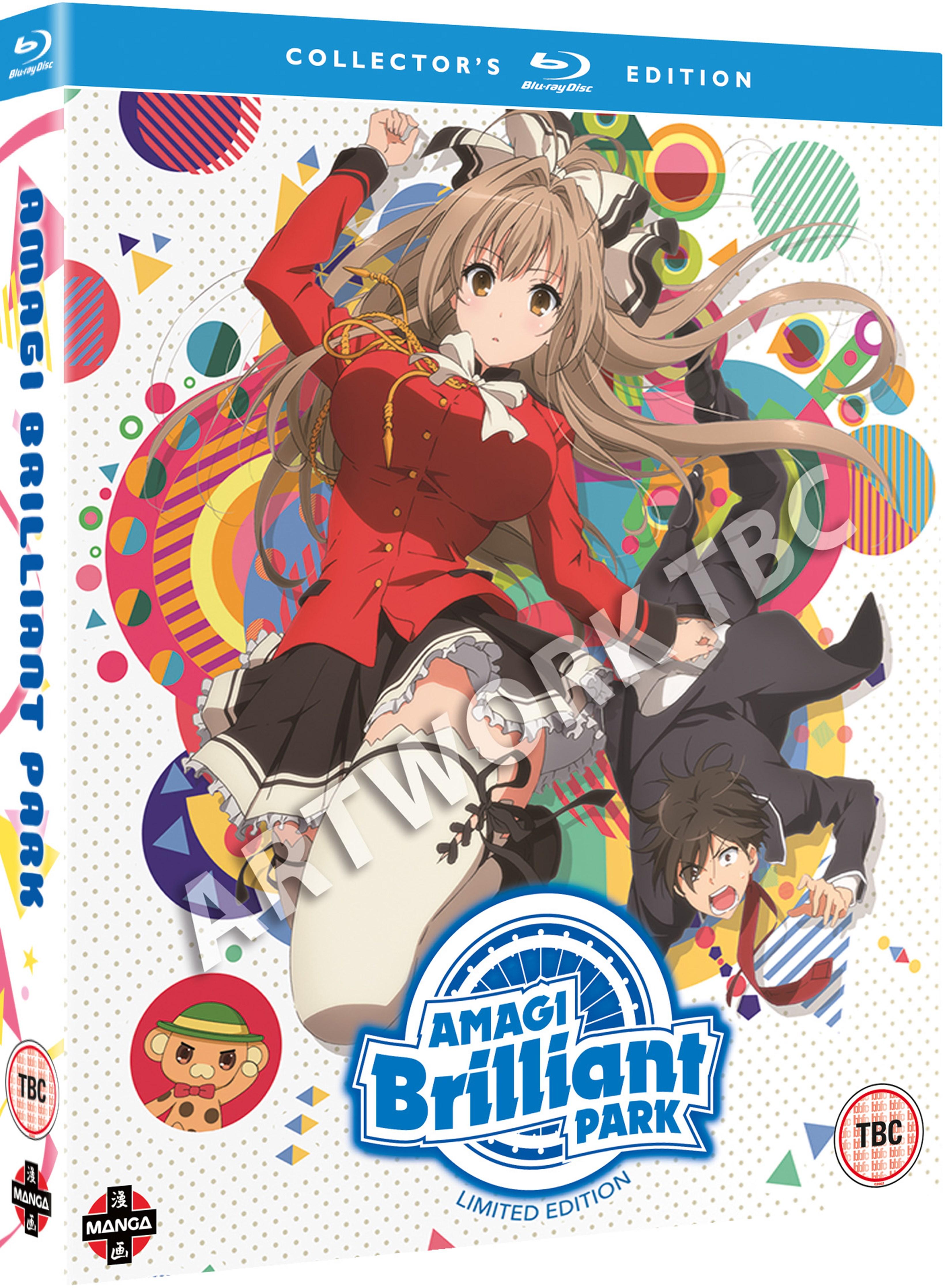 Amagi Brilliant Park: Complete Season 1 Collection - 2