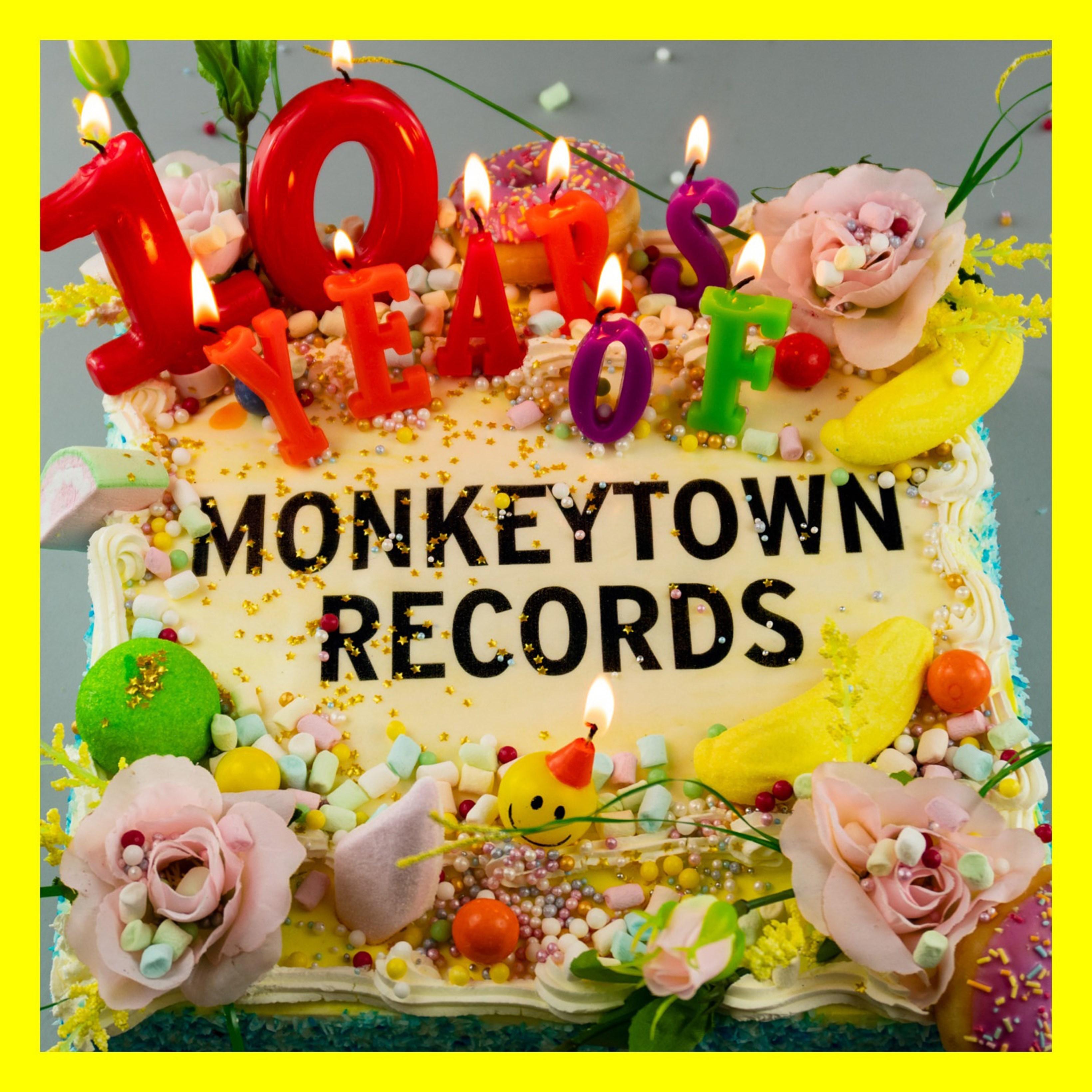 10 Years of Monkeytown - 1
