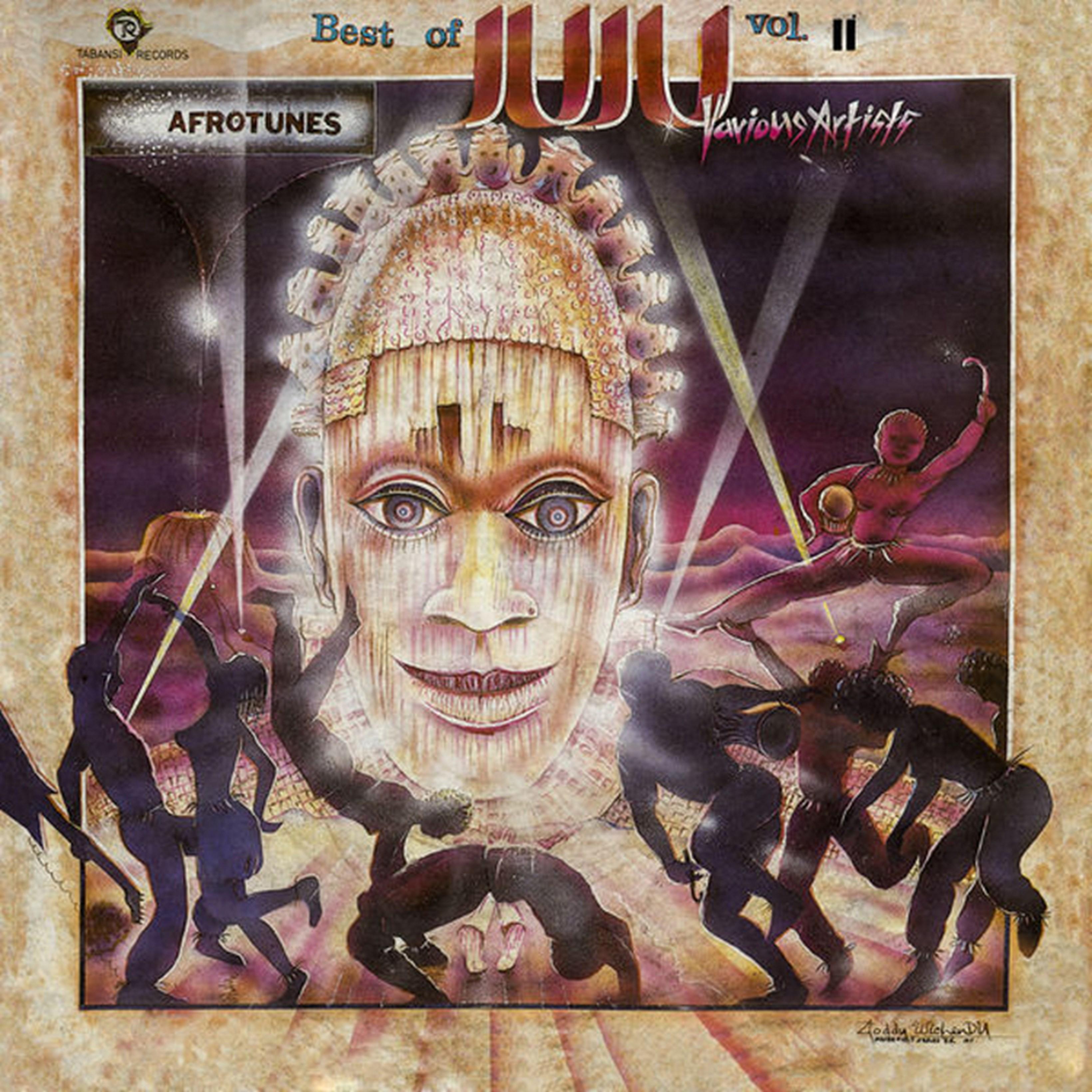 Afrotunes - Best of Juju: Oba Mimo Olorun Ayo - Volume II - 1