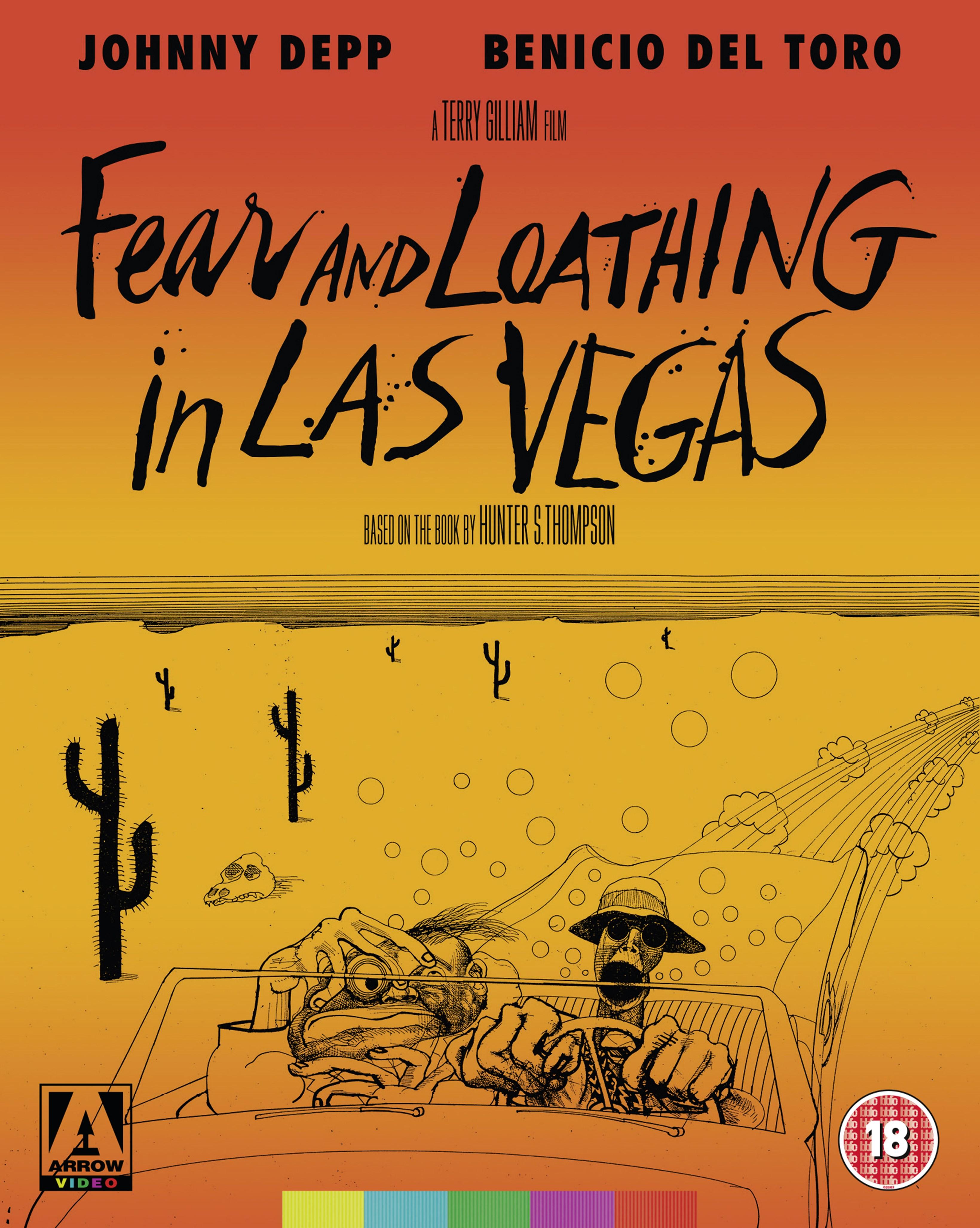 Fear and Loathing in Las Vegas - 1