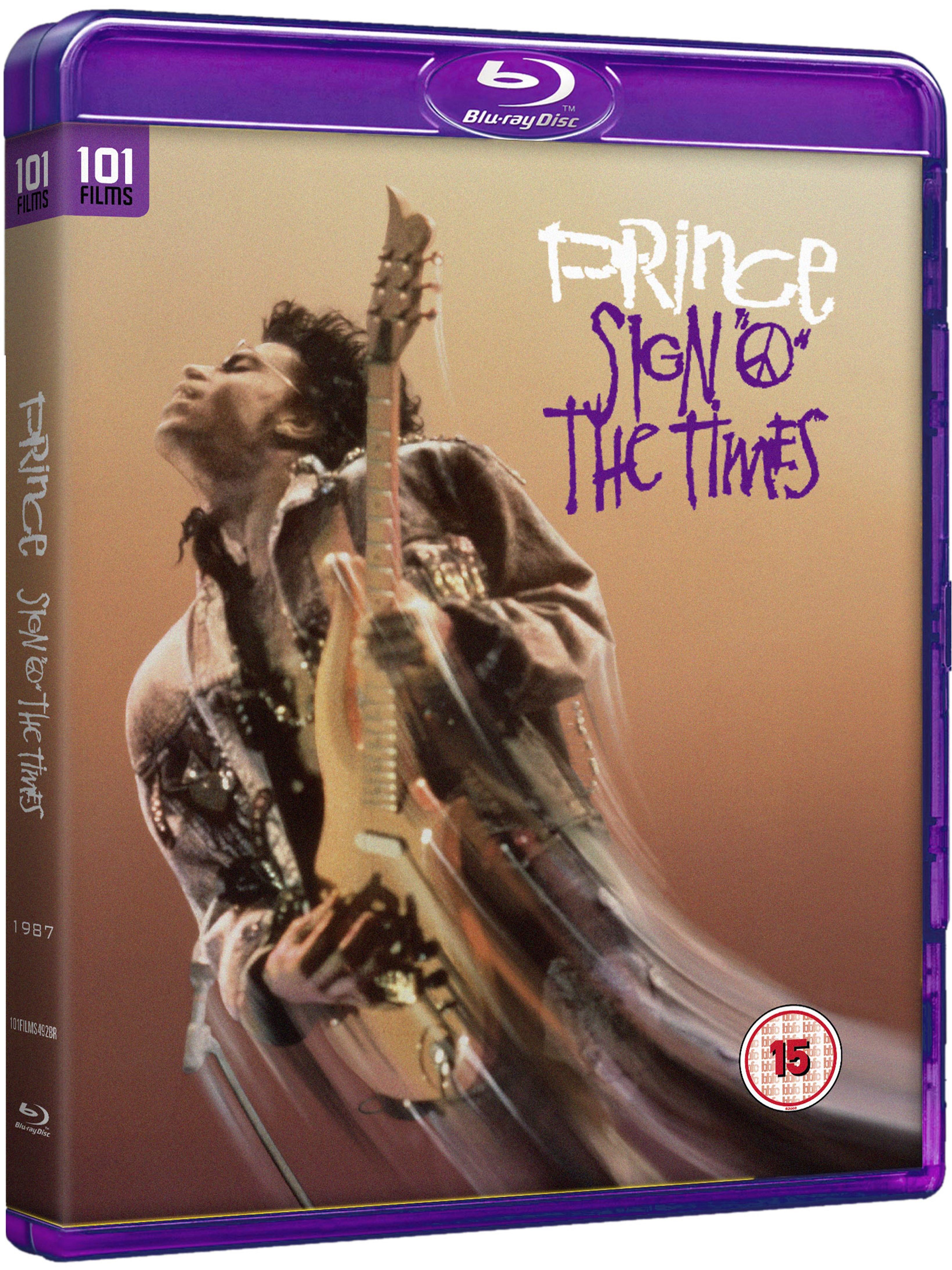 Prince: Sign 'O' the Times - 2