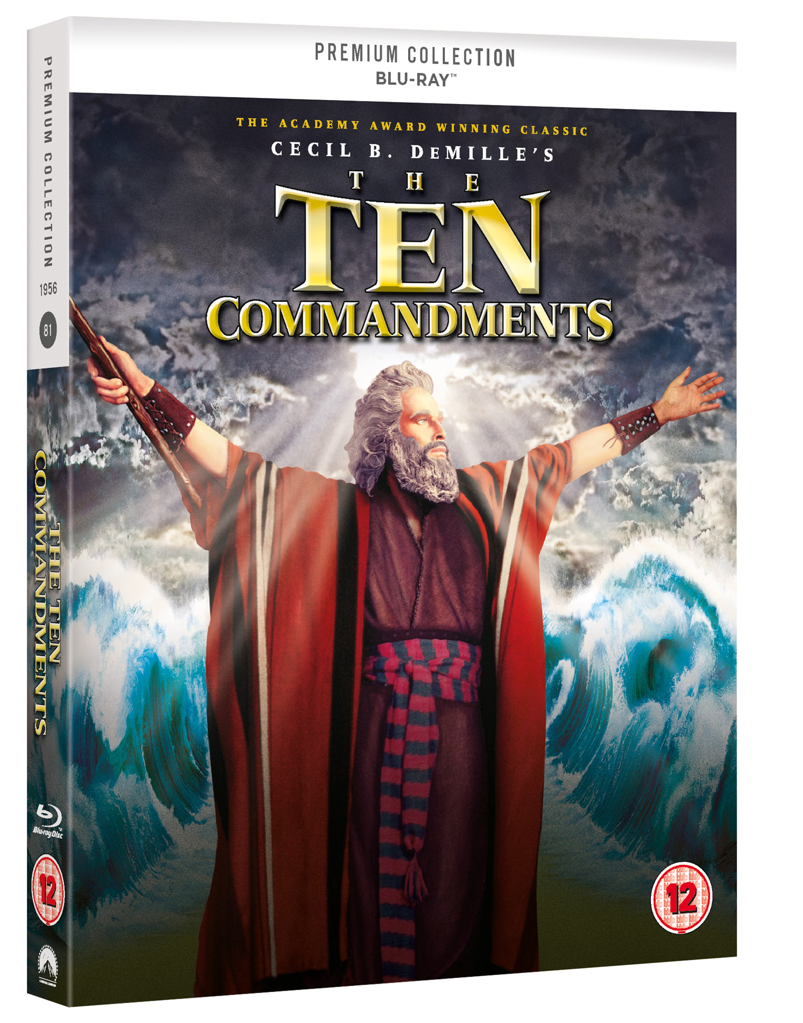 The Ten Commandments (hmv Exclusive) - Premium Collection - 2