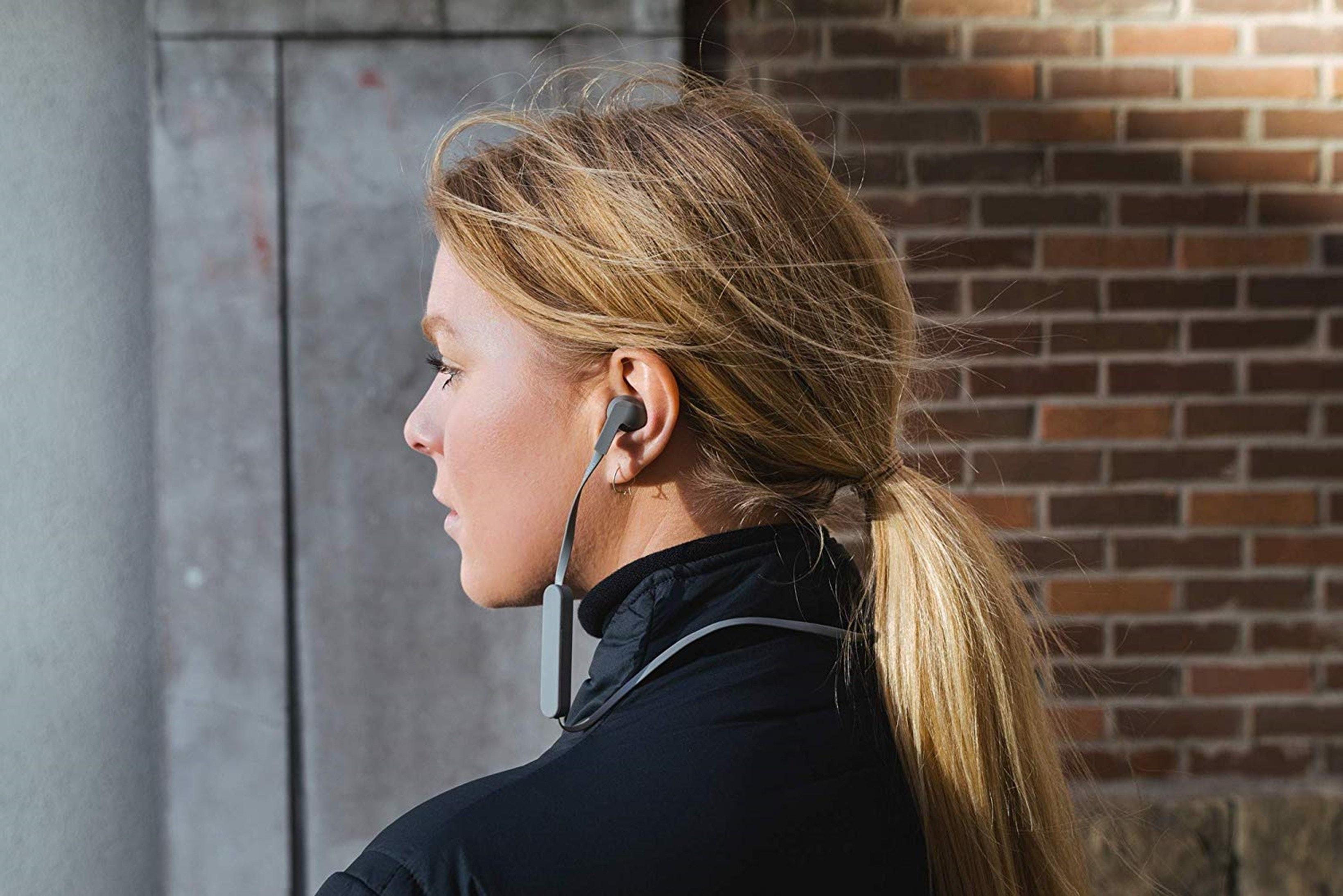 Jays T-Four Grey Bluetooth Earphones - 4