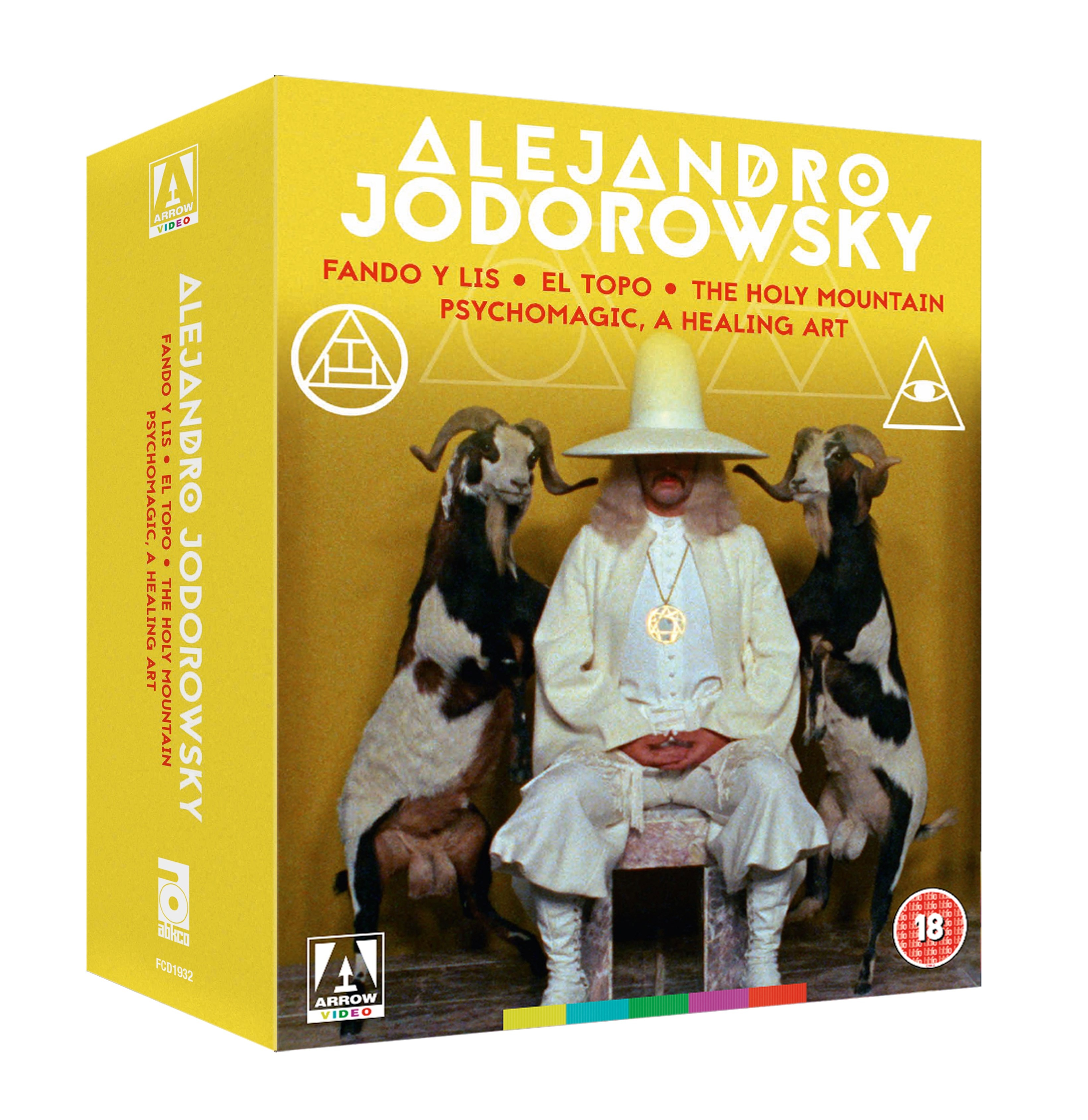 Alejandro Jodorowsky Collection - 2