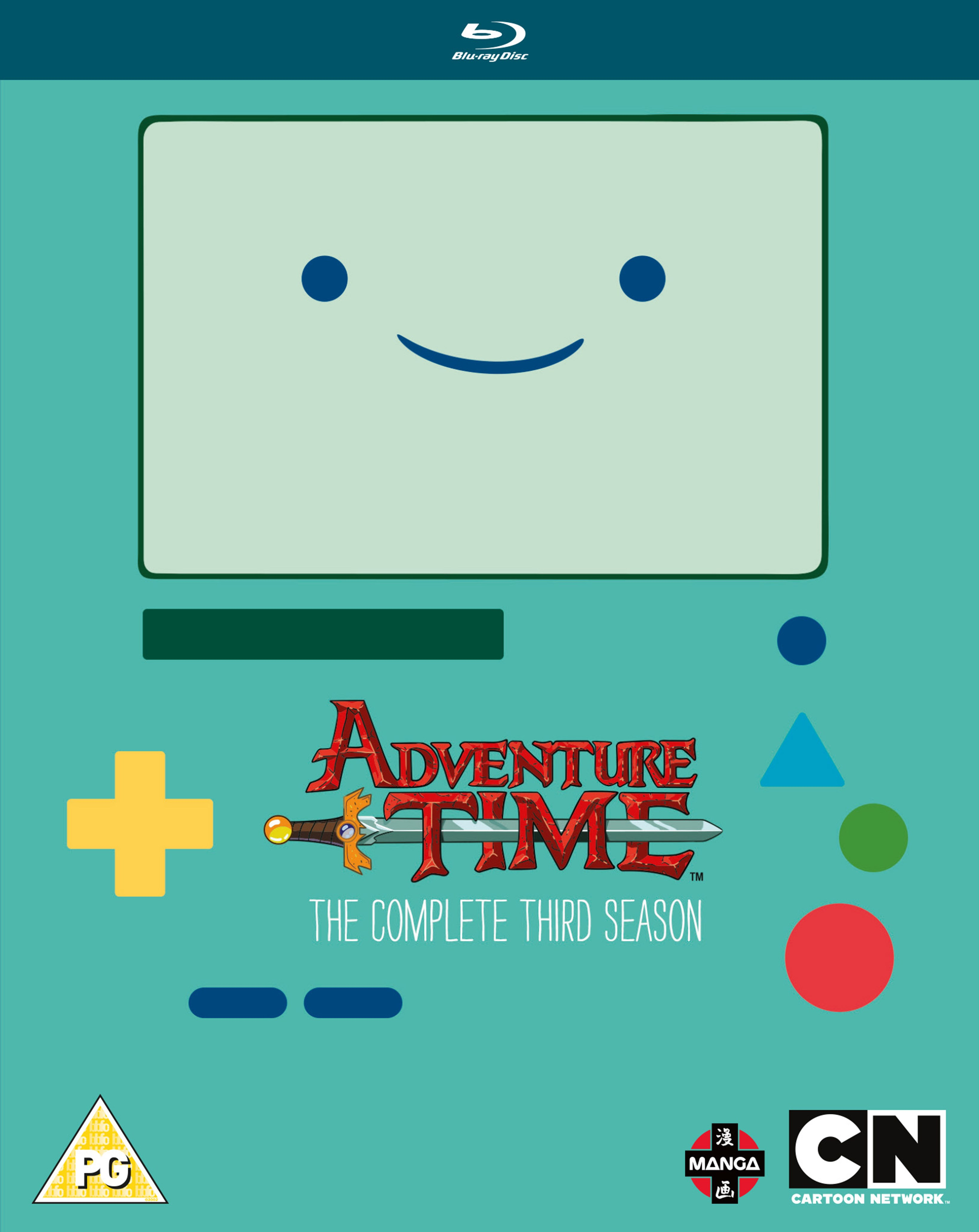 Adventure Time: The Complete Third Season - 1