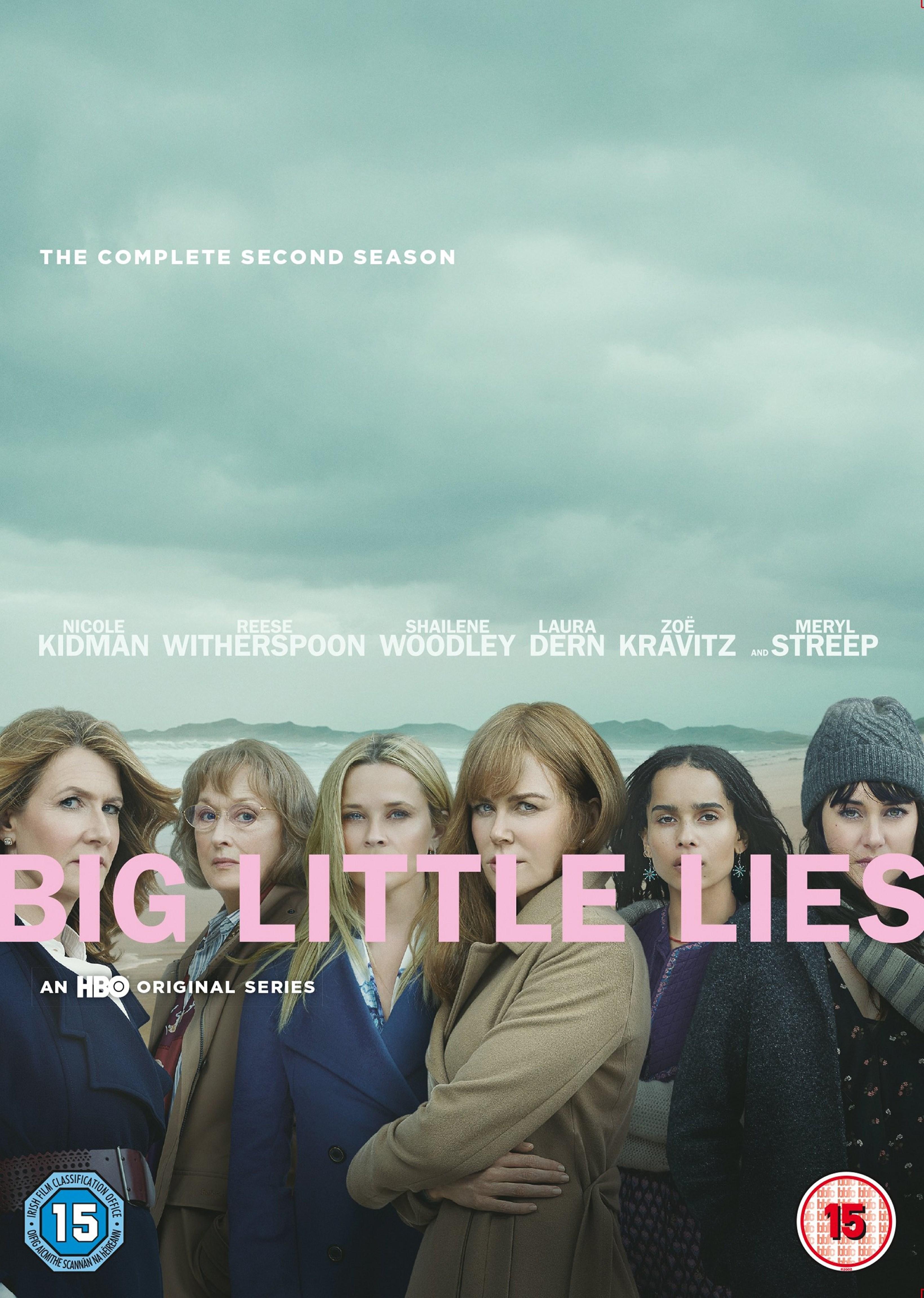 Big Little Lies: The Complete Second Season - 1