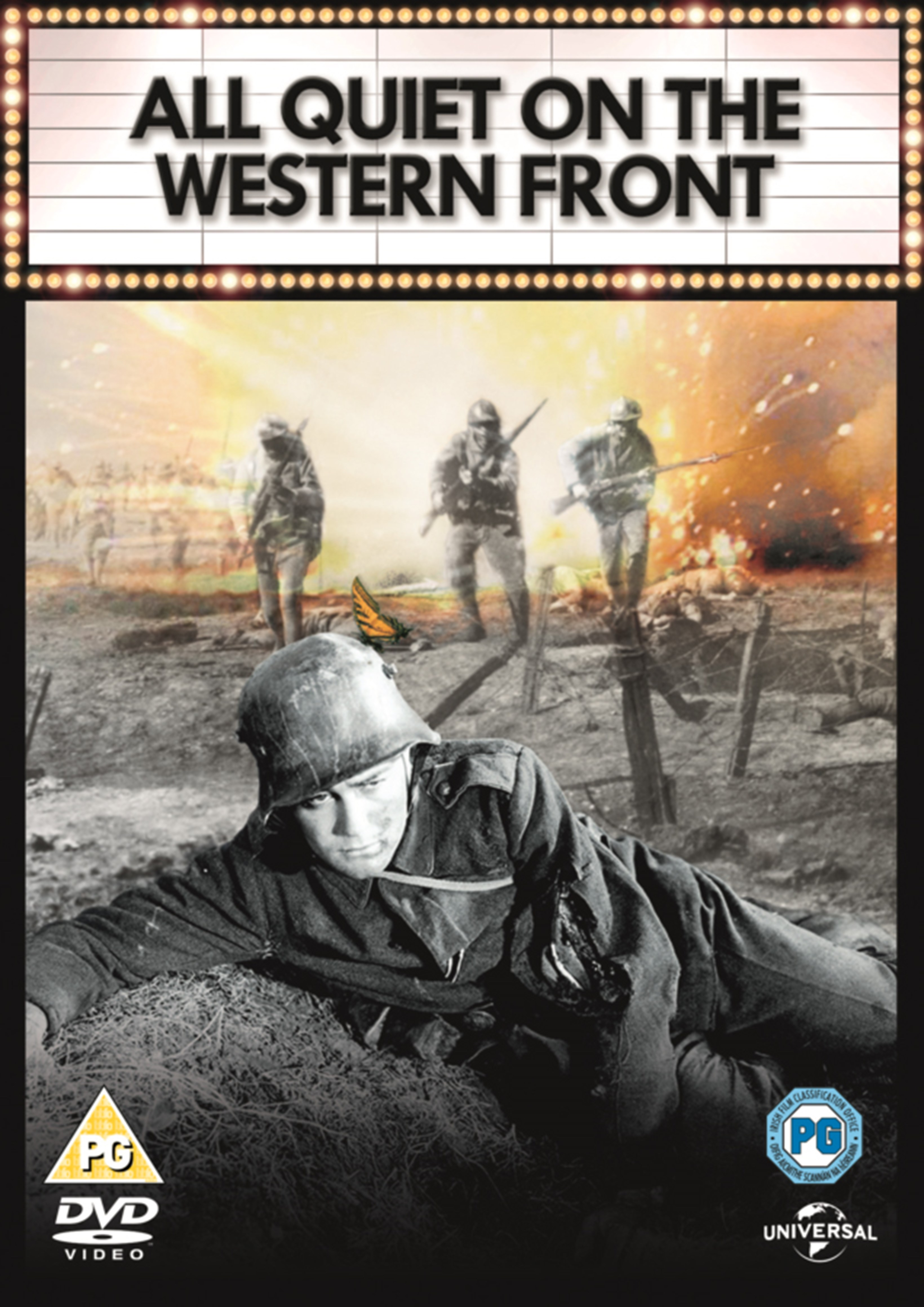 All Quiet On the Western Front - 1
