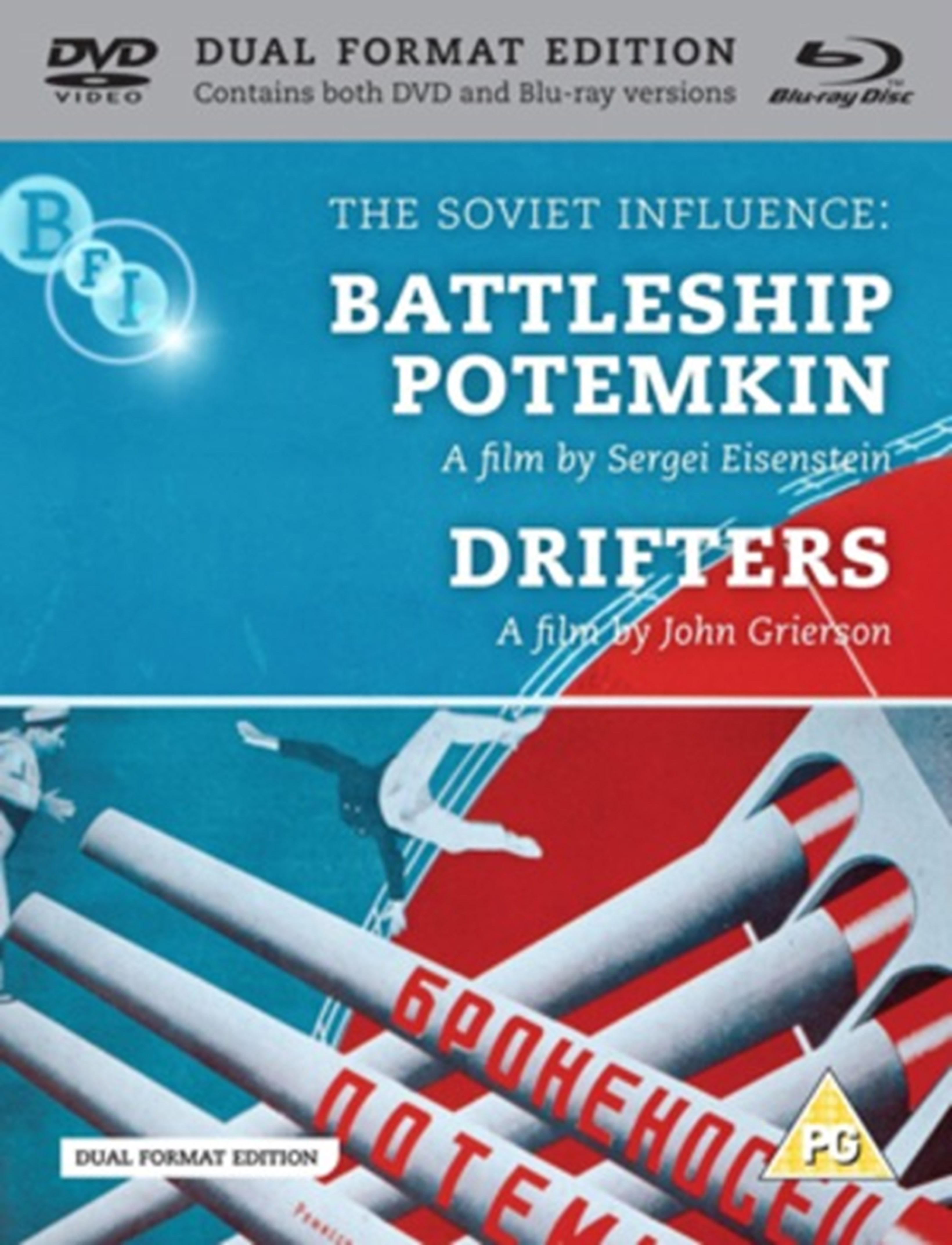 Battleship Potemkin/Drifters - 1