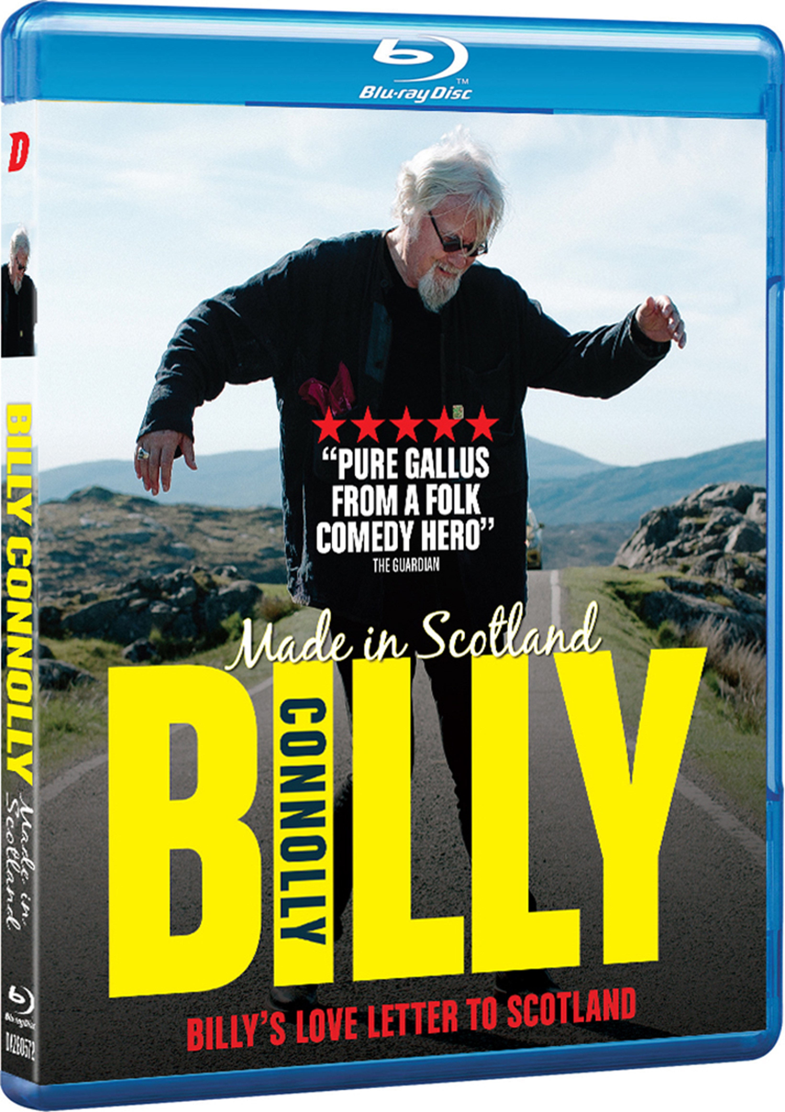 Billy Connolly: Made in Scotland - 2