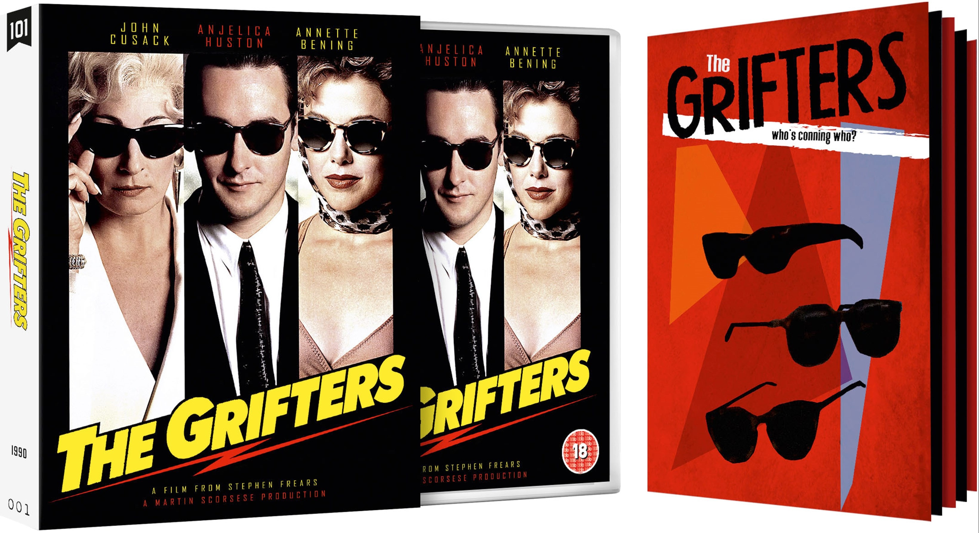The Grifters - 1