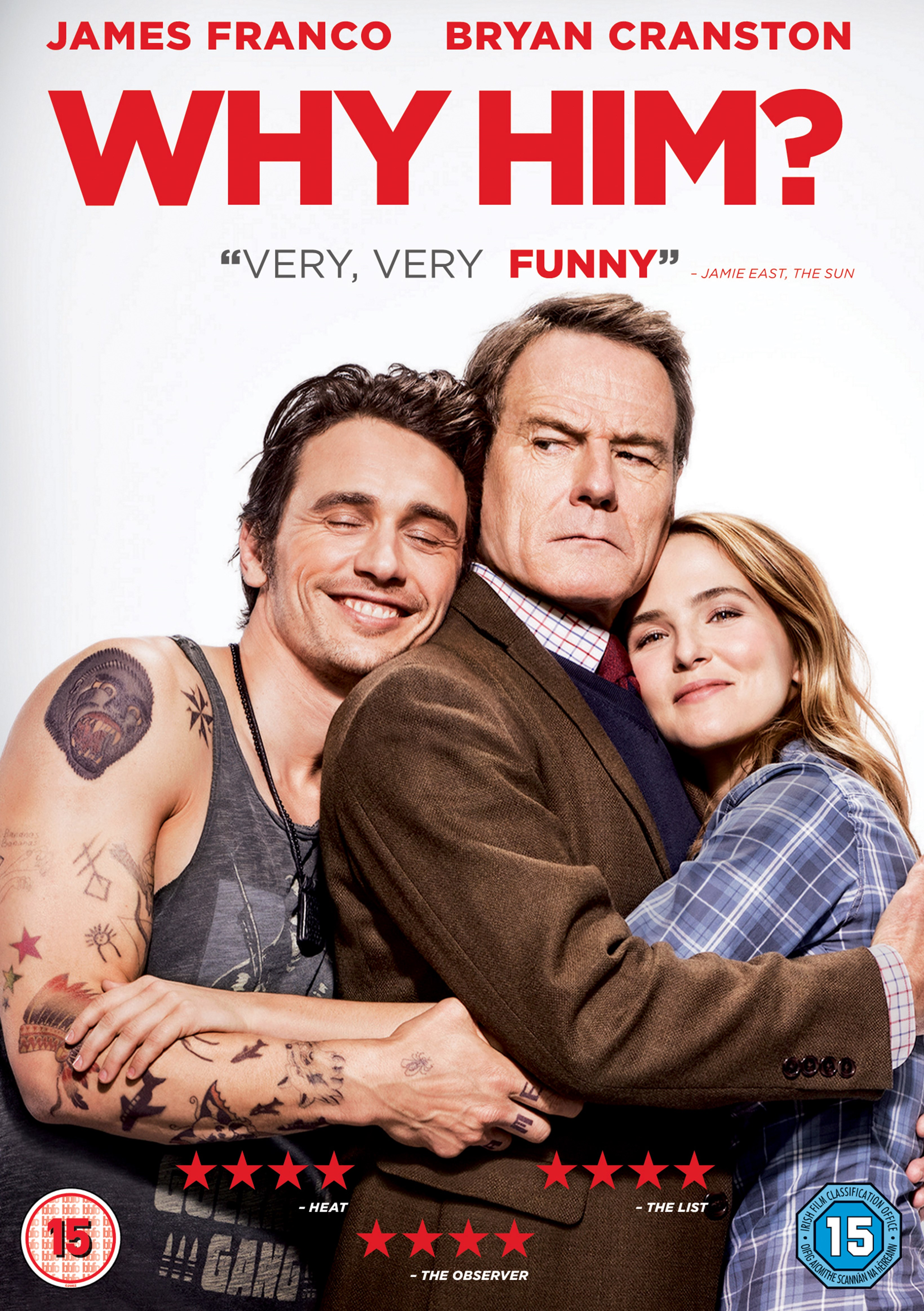 Why Him? - 1