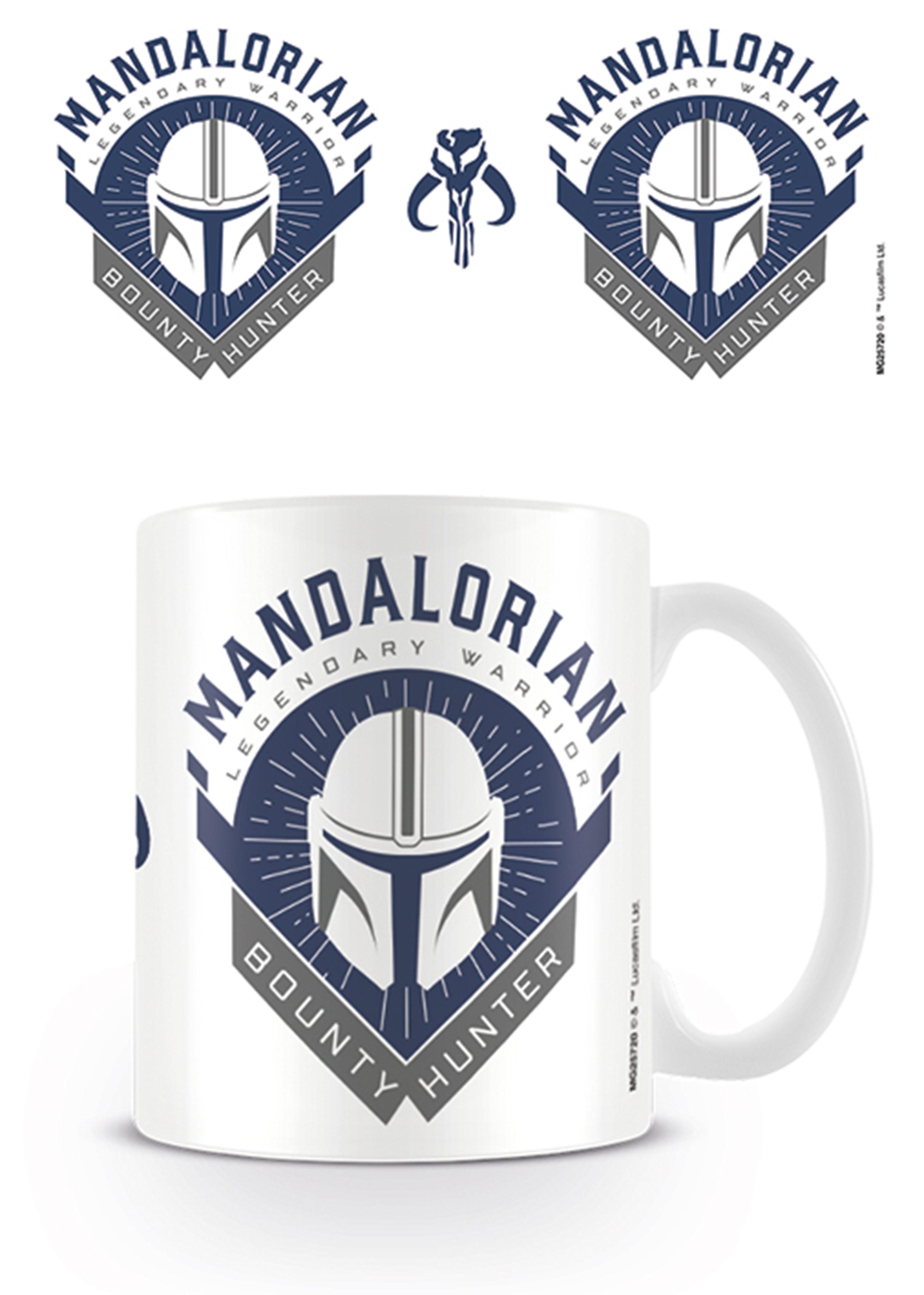 Star Wars: The Mandalorian (Bounty Hunter) Mug - 1