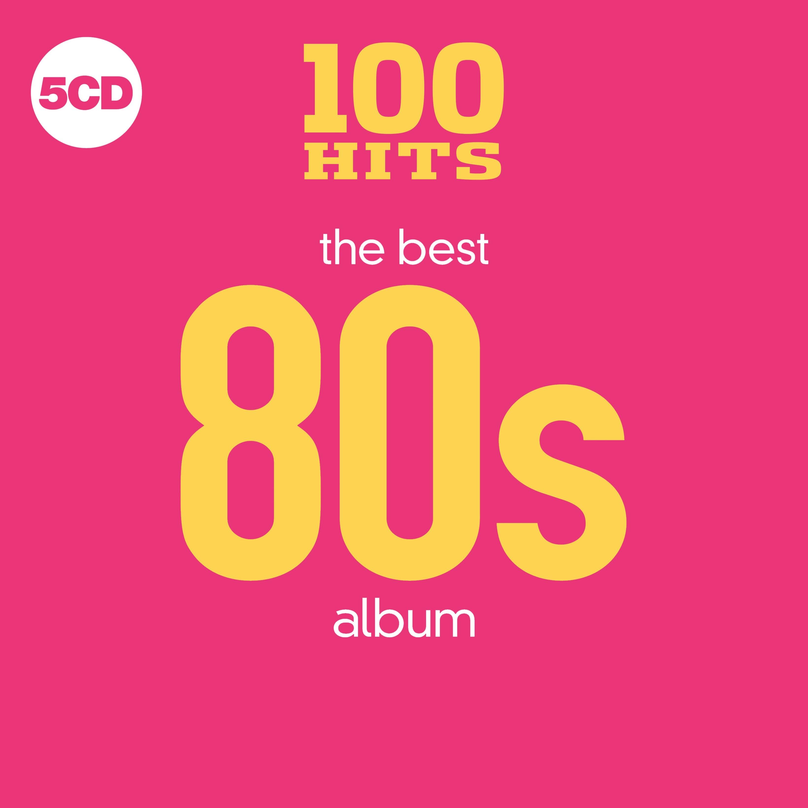 100 Hits: The Best 80s Album - 1
