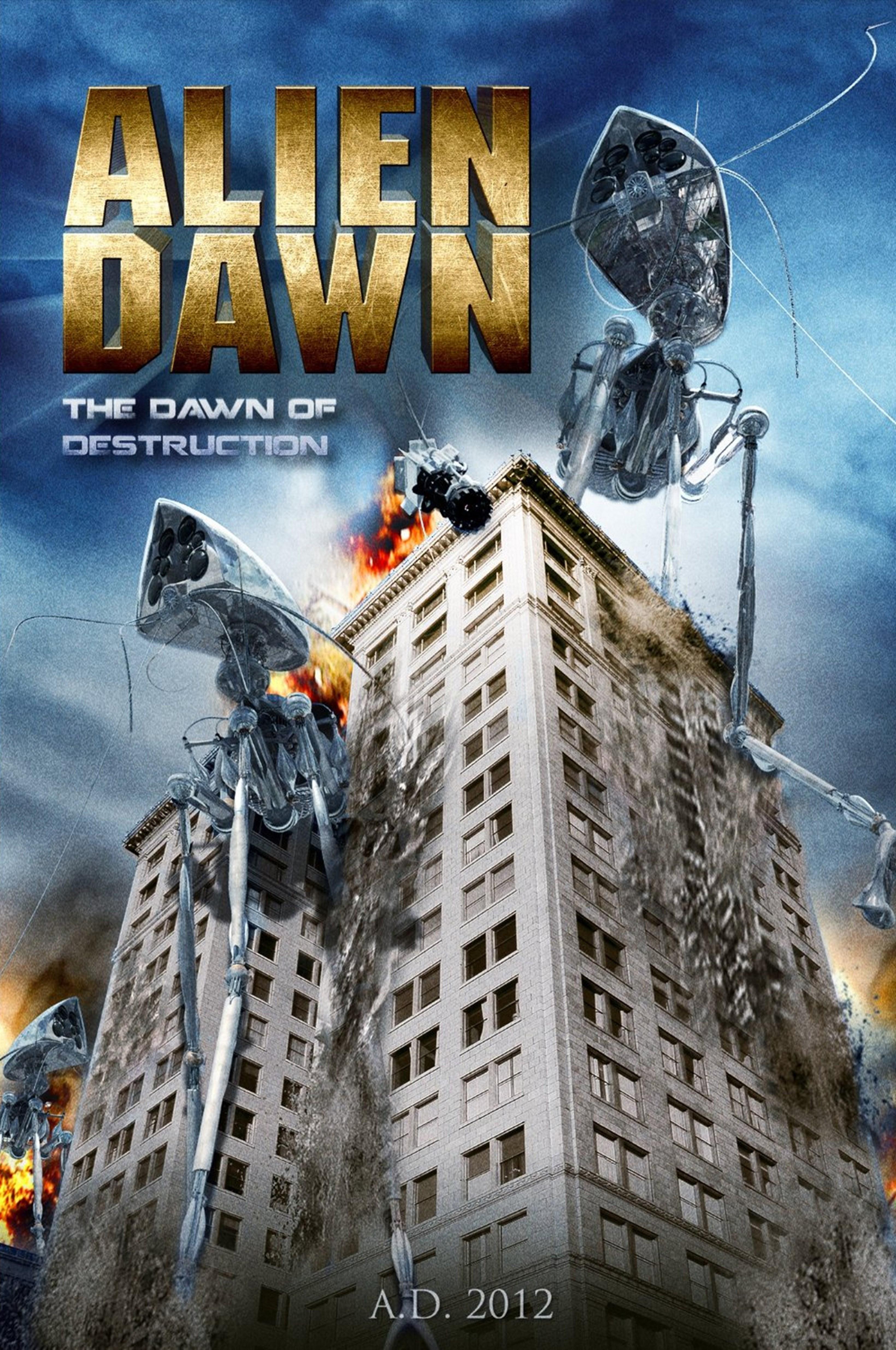 Alien Dawn - 1