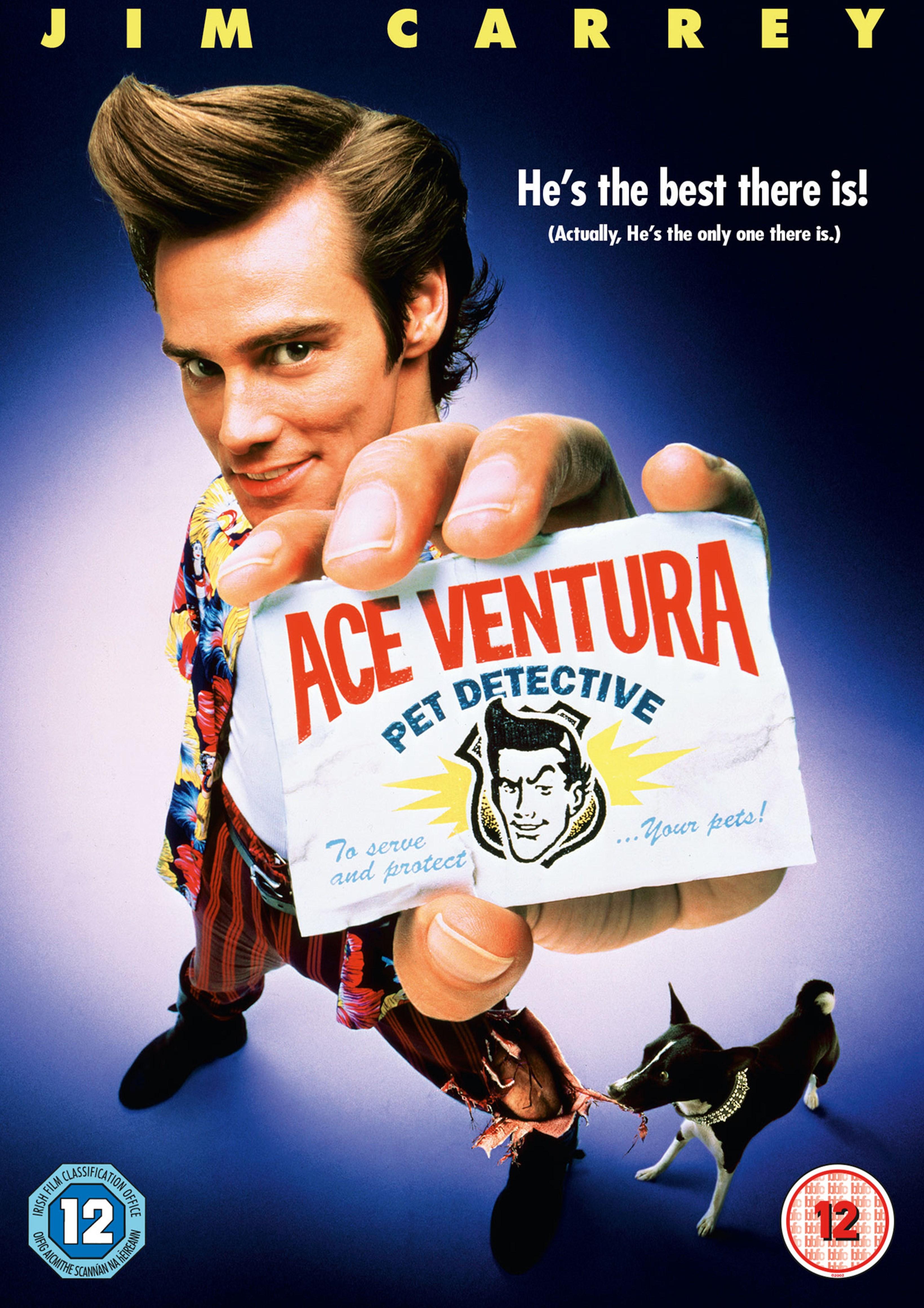 Ace Ventura: Pet Detective - 1