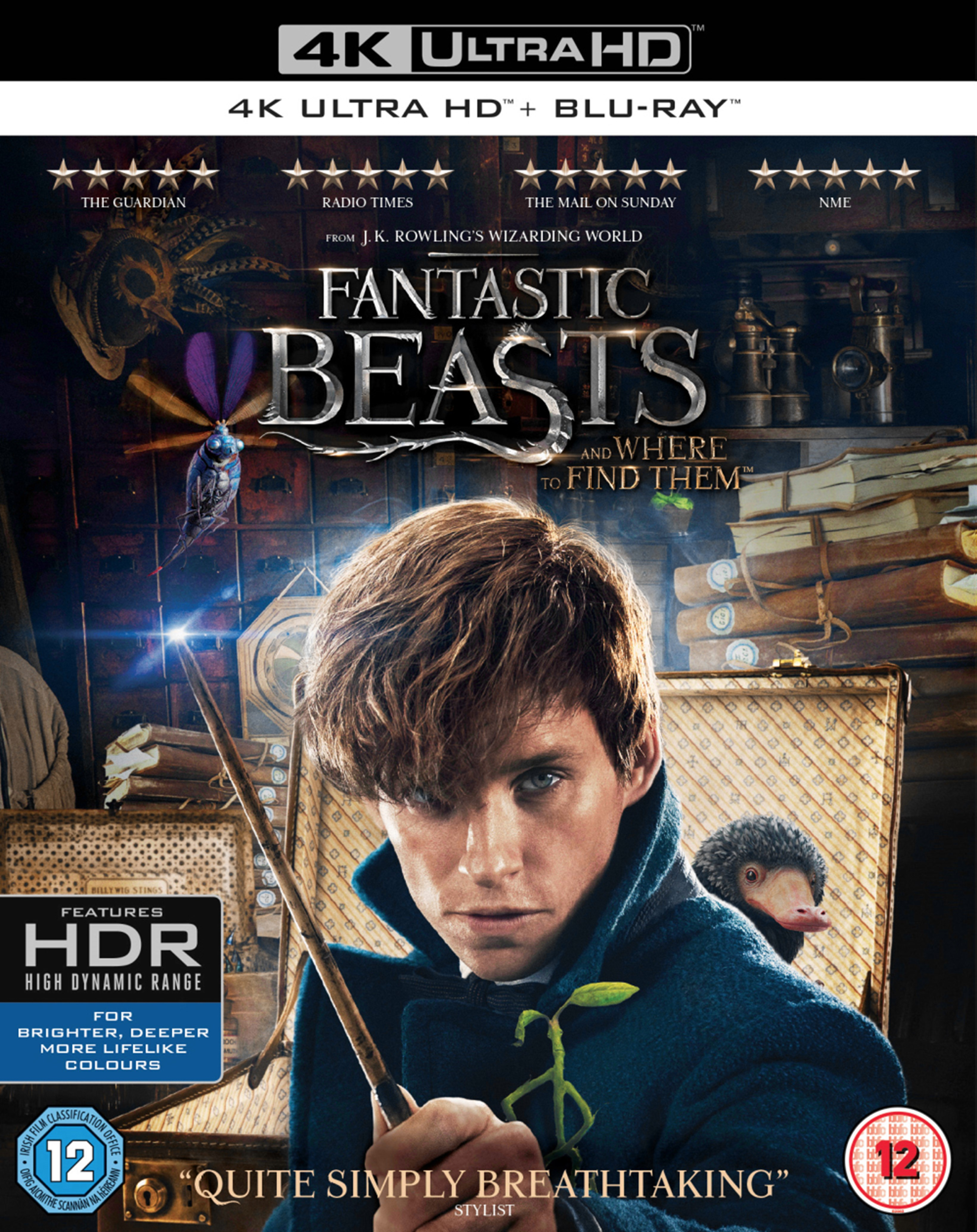 Fantastic Beasts and Where to Find Them - 1