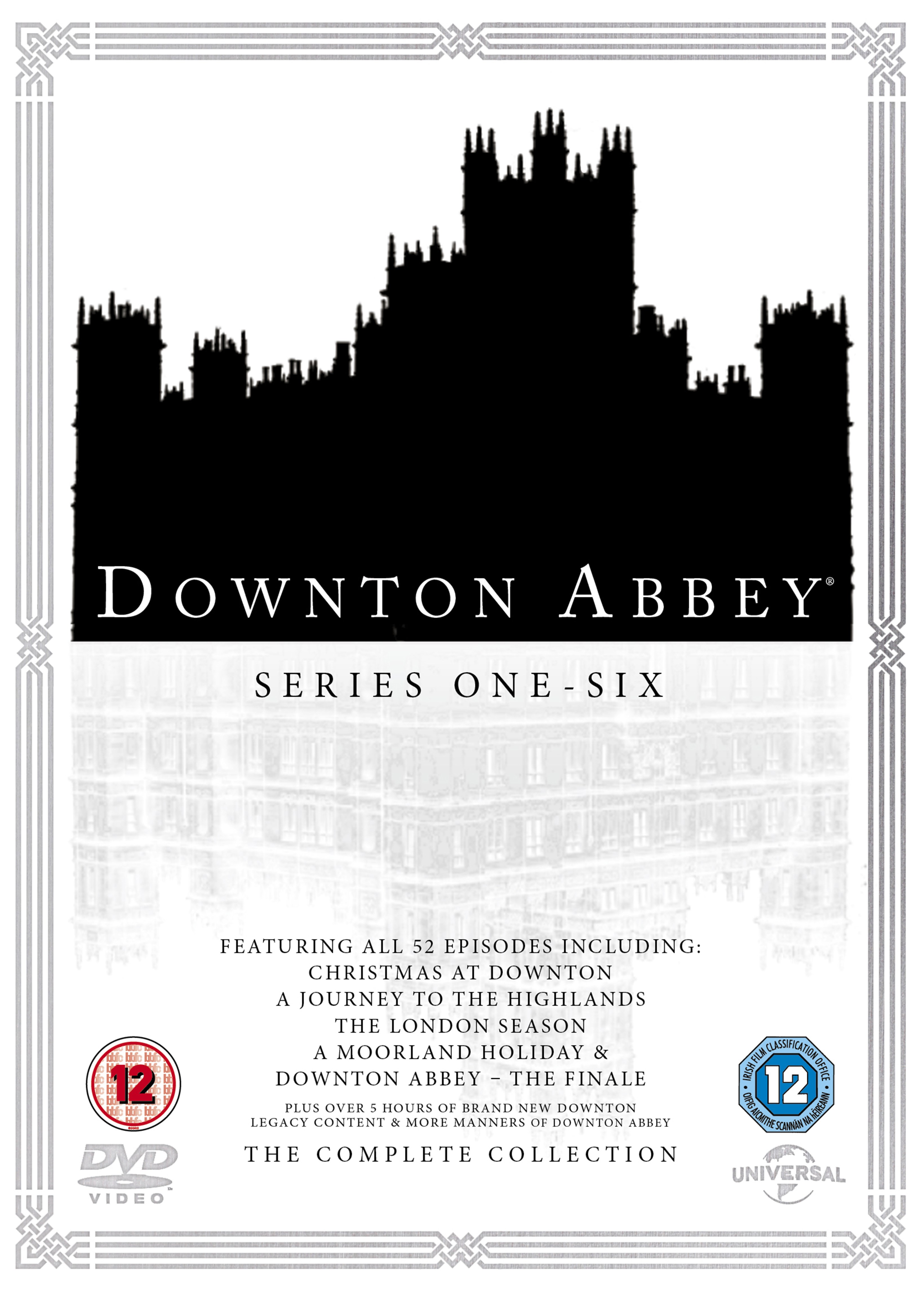 Downton Abbey: The Complete Collection - 1