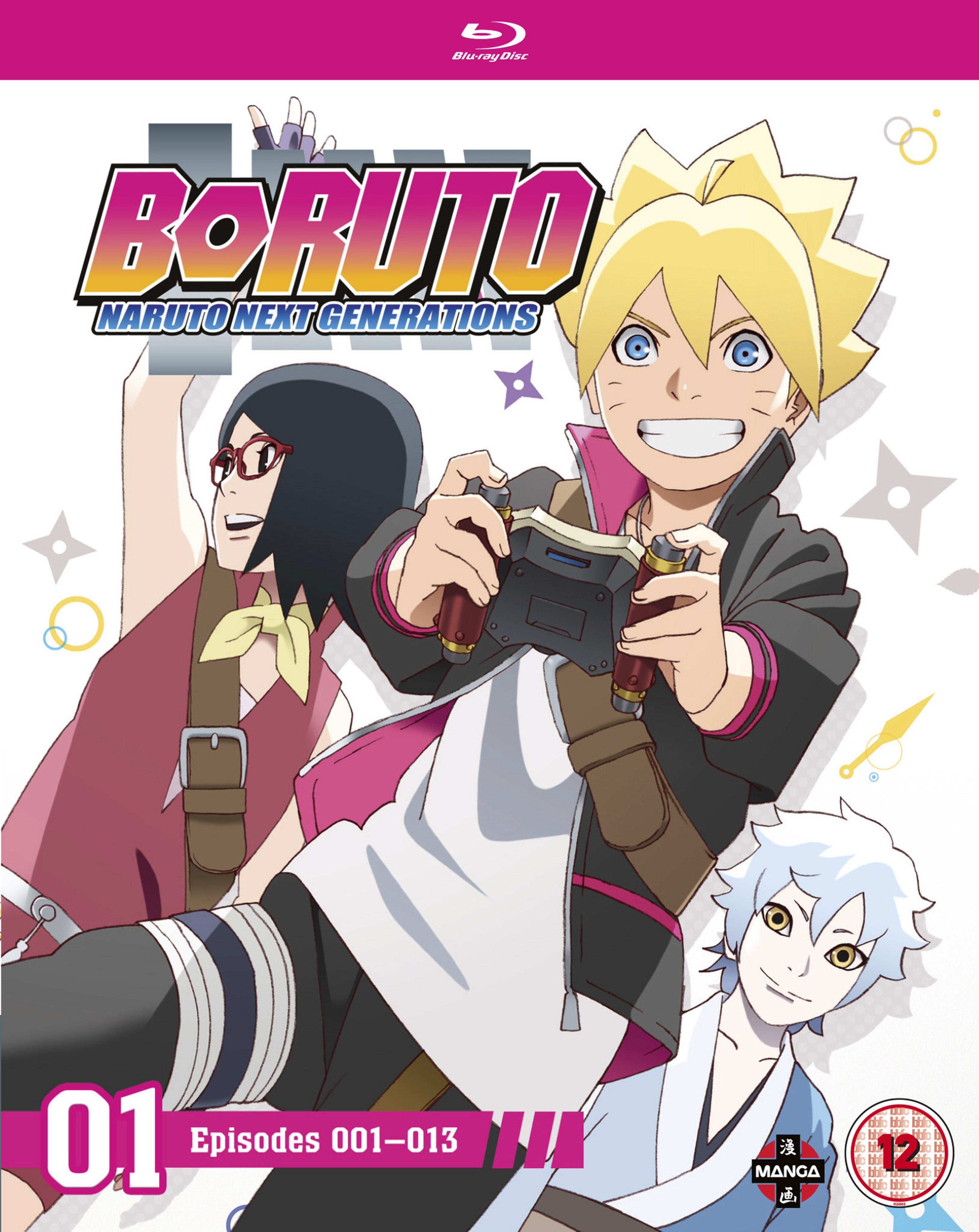 Boruto - Naruto Next Generations: Set 1 - 1