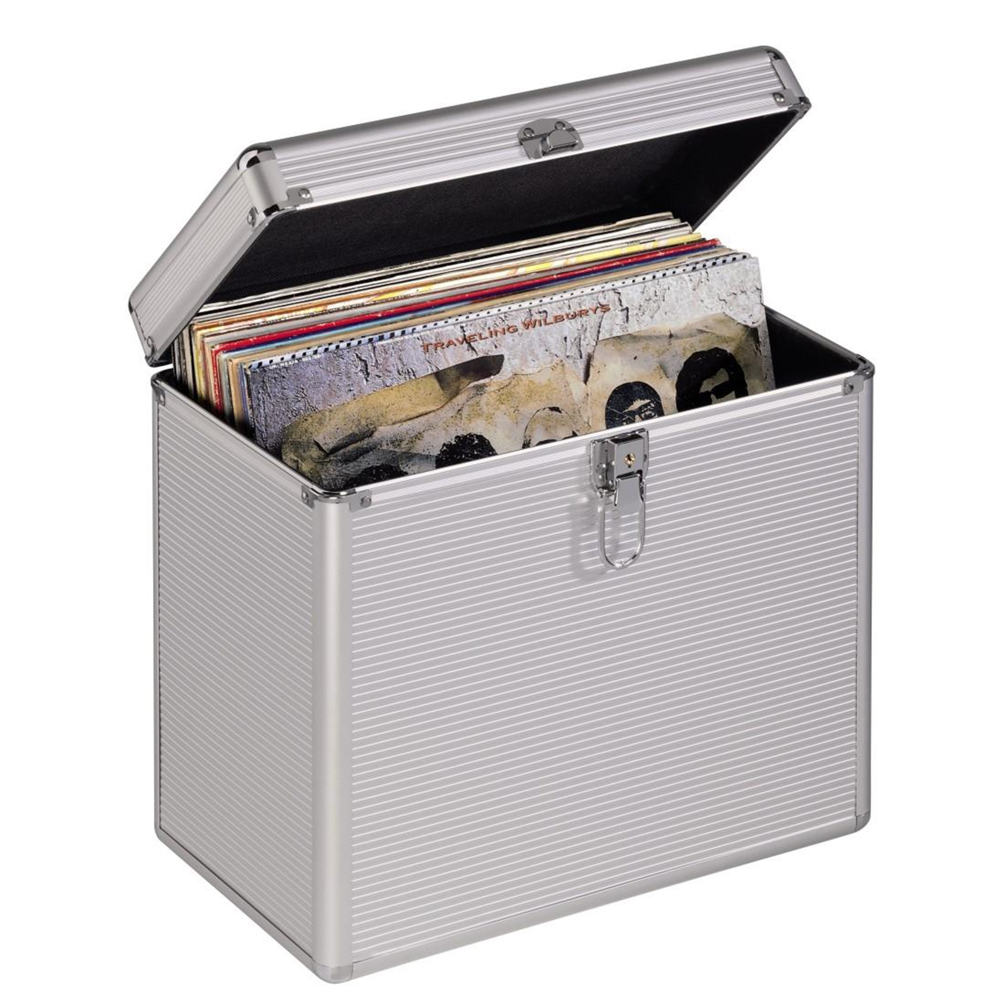 Hama Silver LP Storage Case - 2