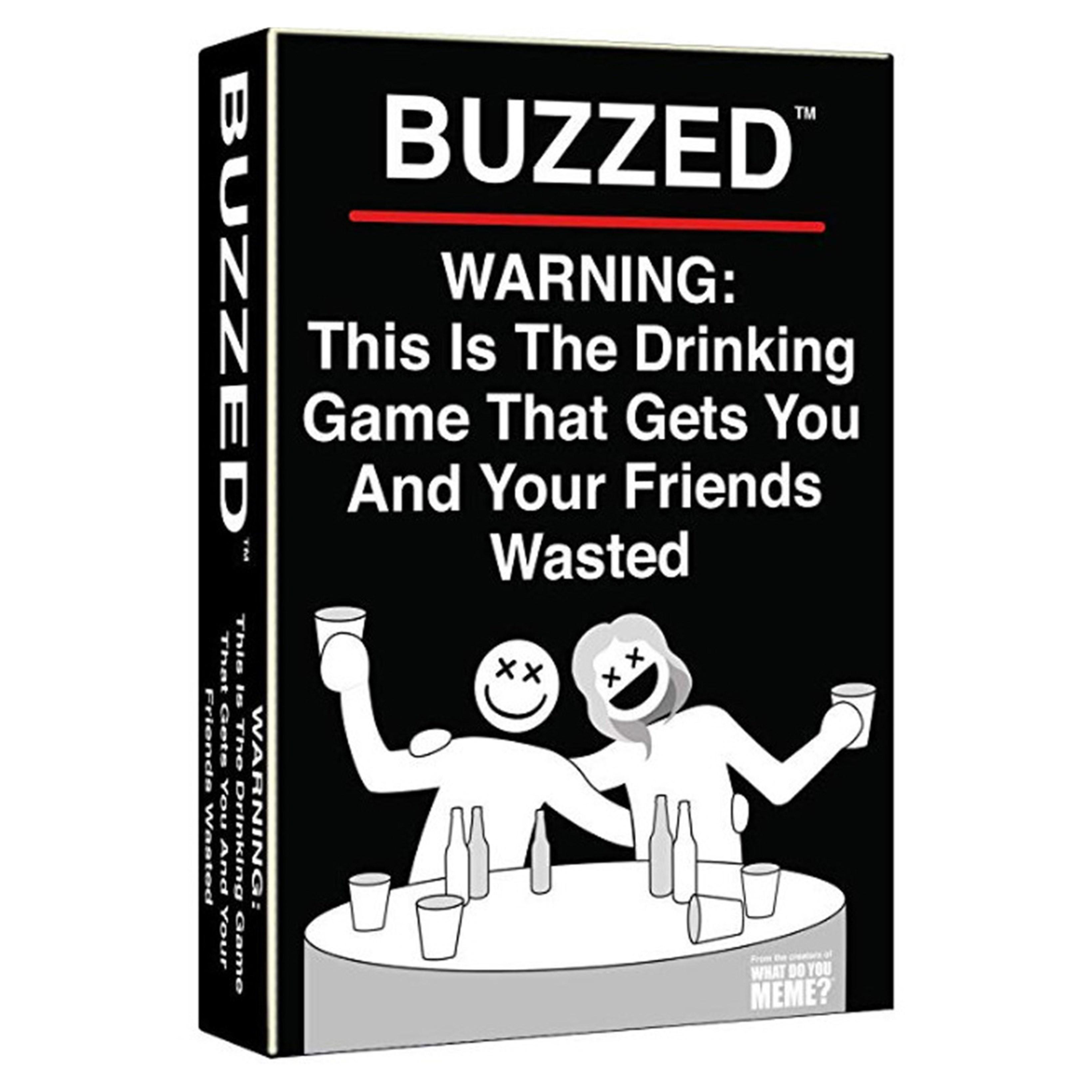 Buzzed - 1