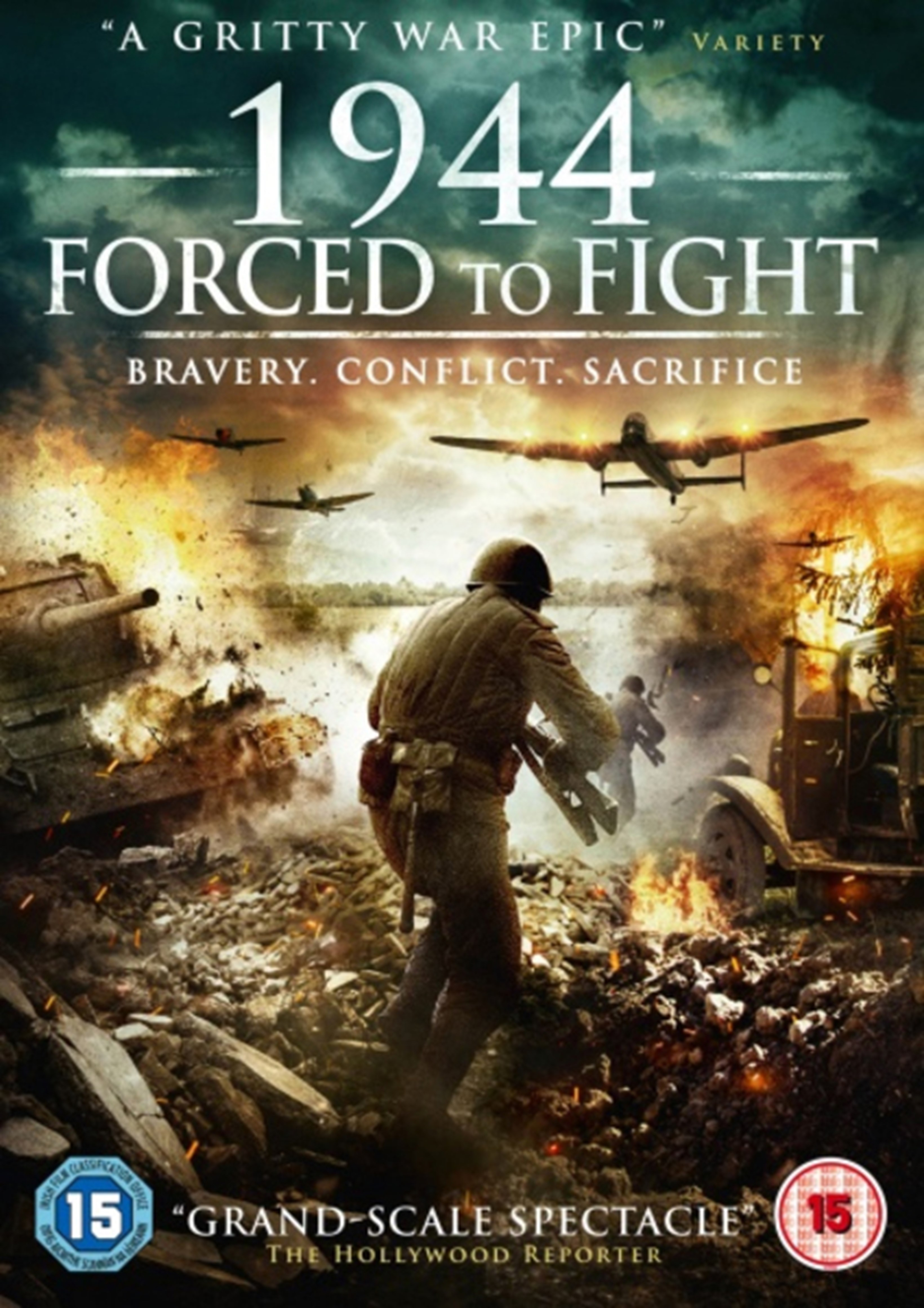 1944 - Forced to Fight - 1