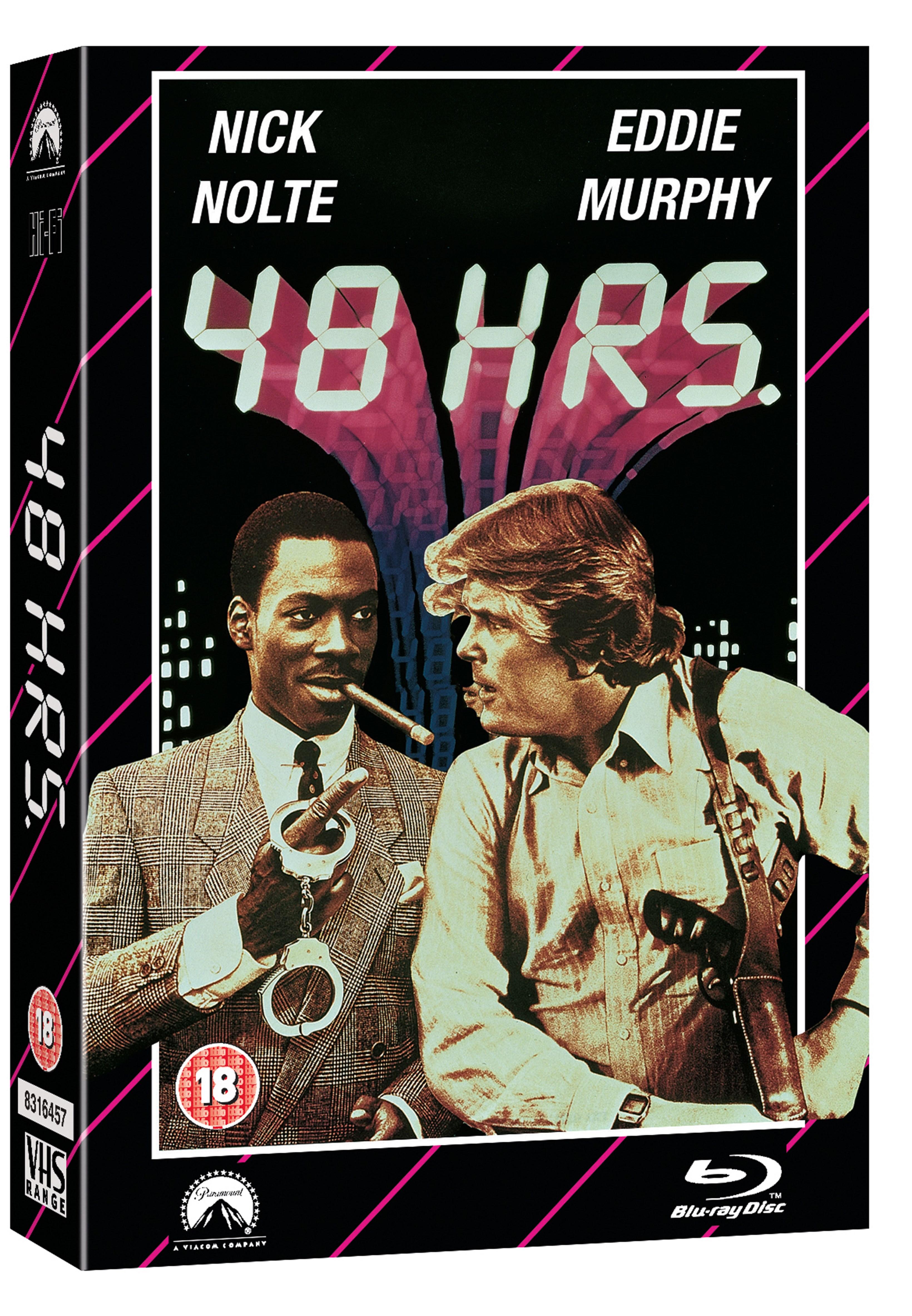 48 Hrs - VHS Range (hmv Exclusive) - 2