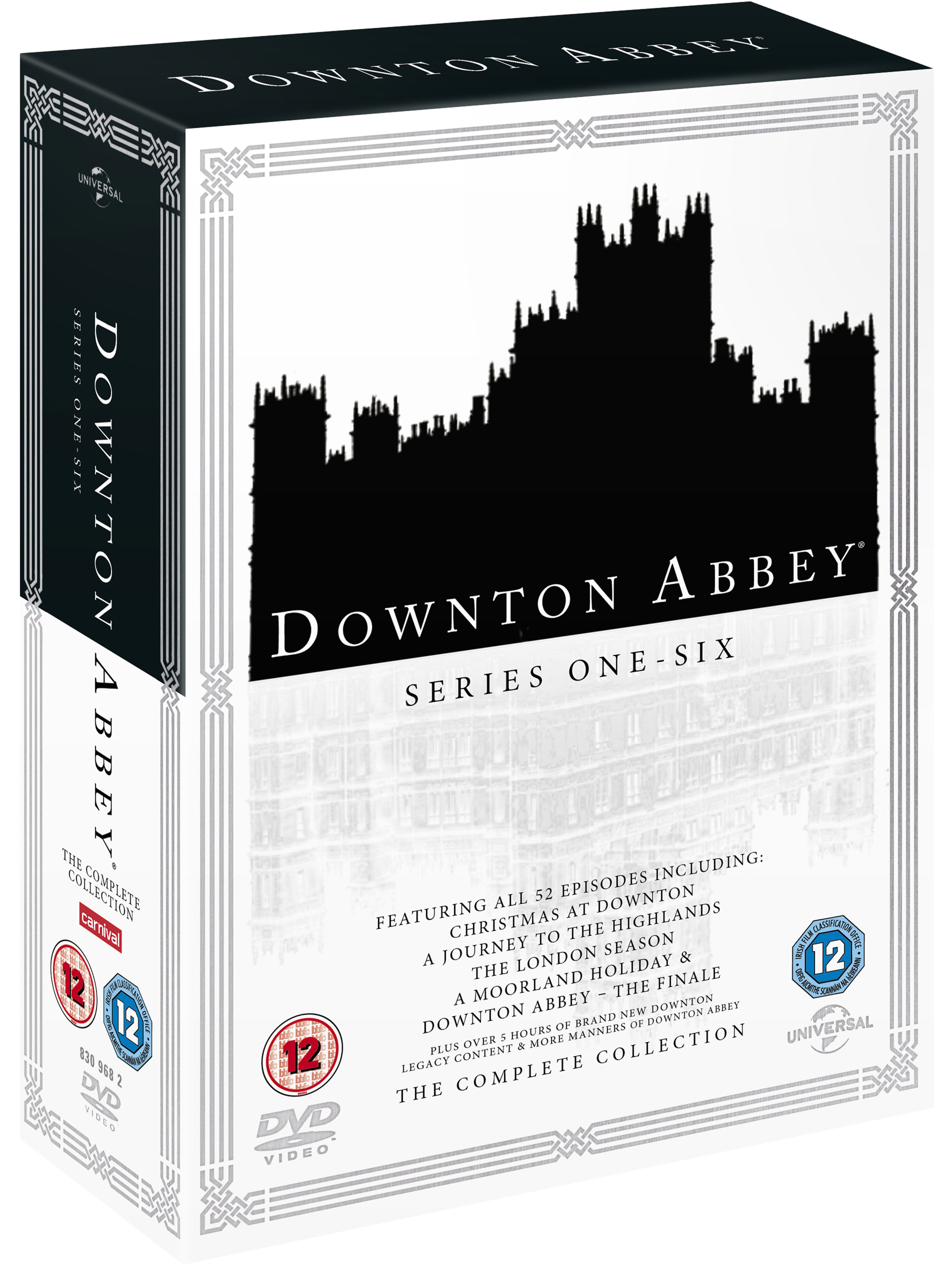 Downton Abbey: The Complete Collection - 2
