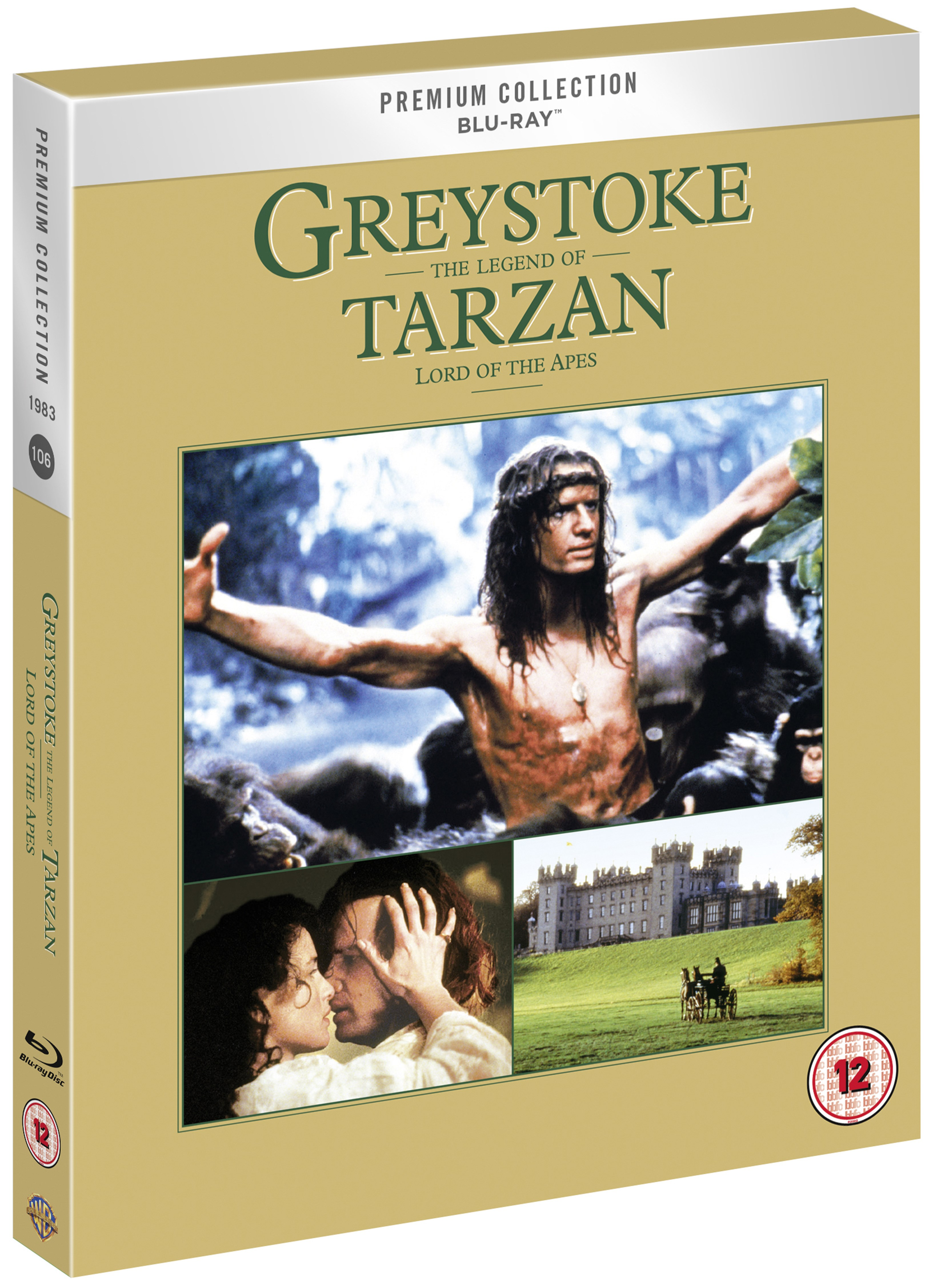 Greystoke - The Legend of Tarzan (hmv Exclusive) - The Premium Collection - 2